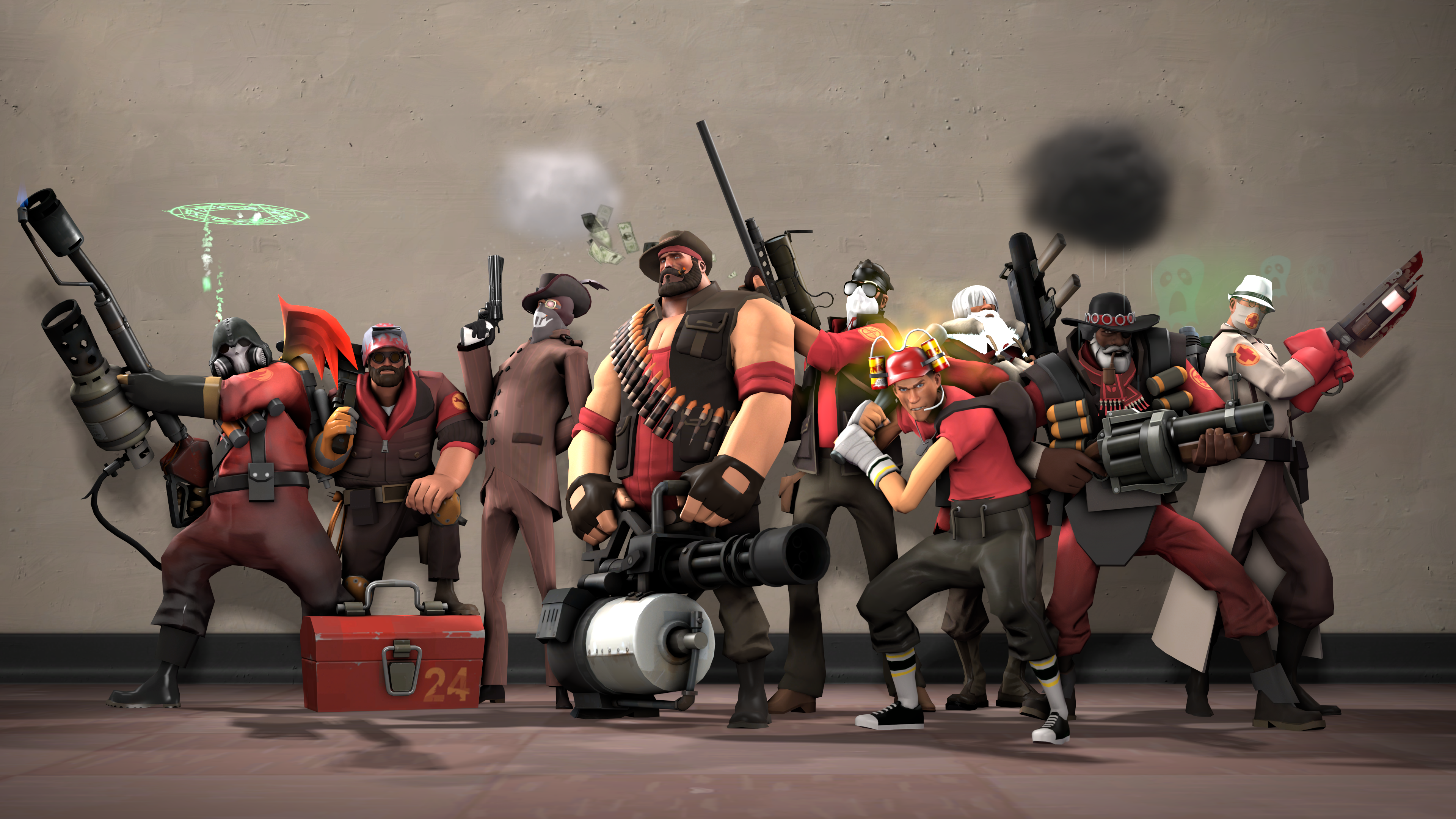 [SFM] TF2 Loadout - Highlander (The Weilanders) by 360PraNKsTer