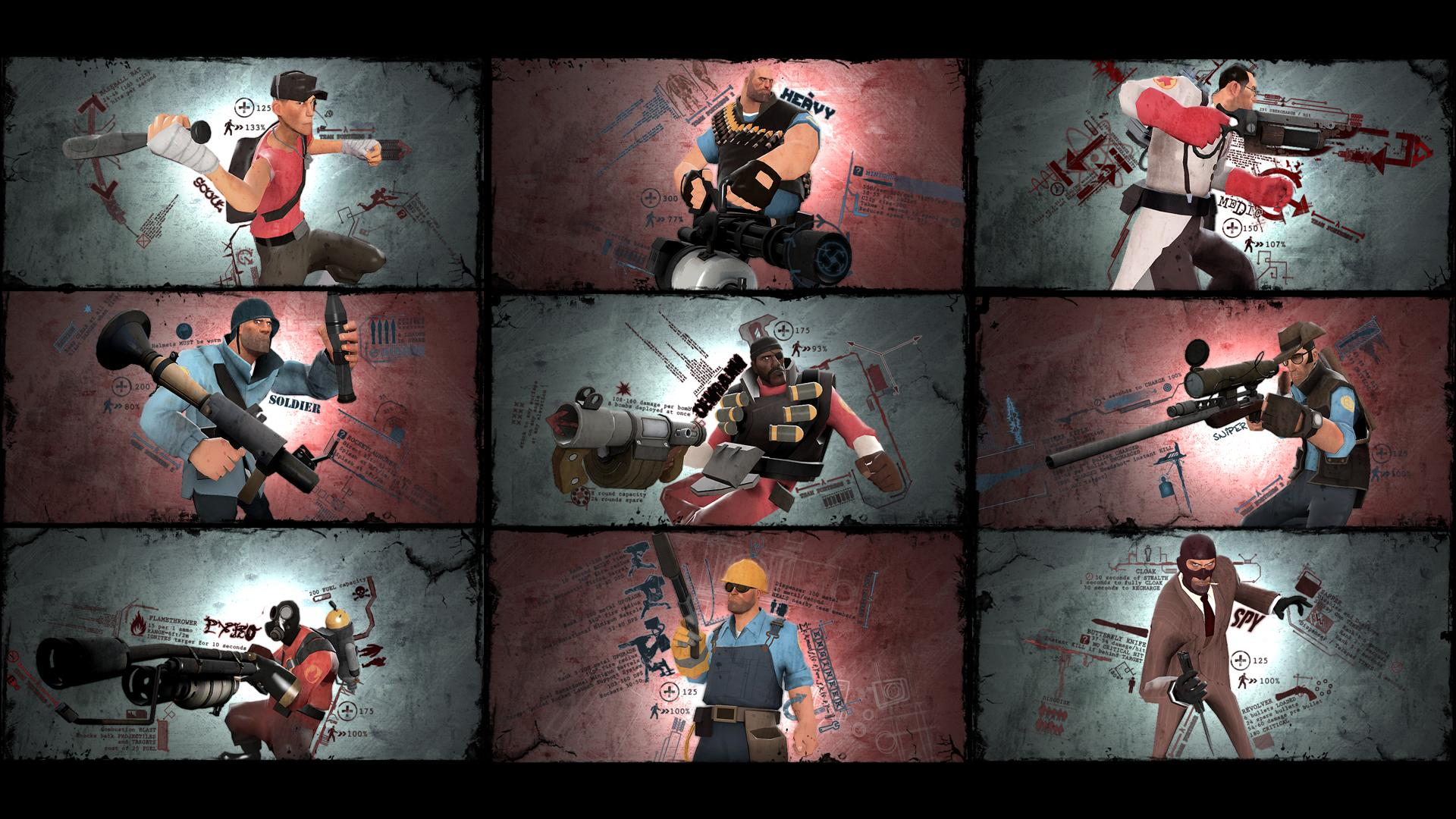 TF2 Wallpaper