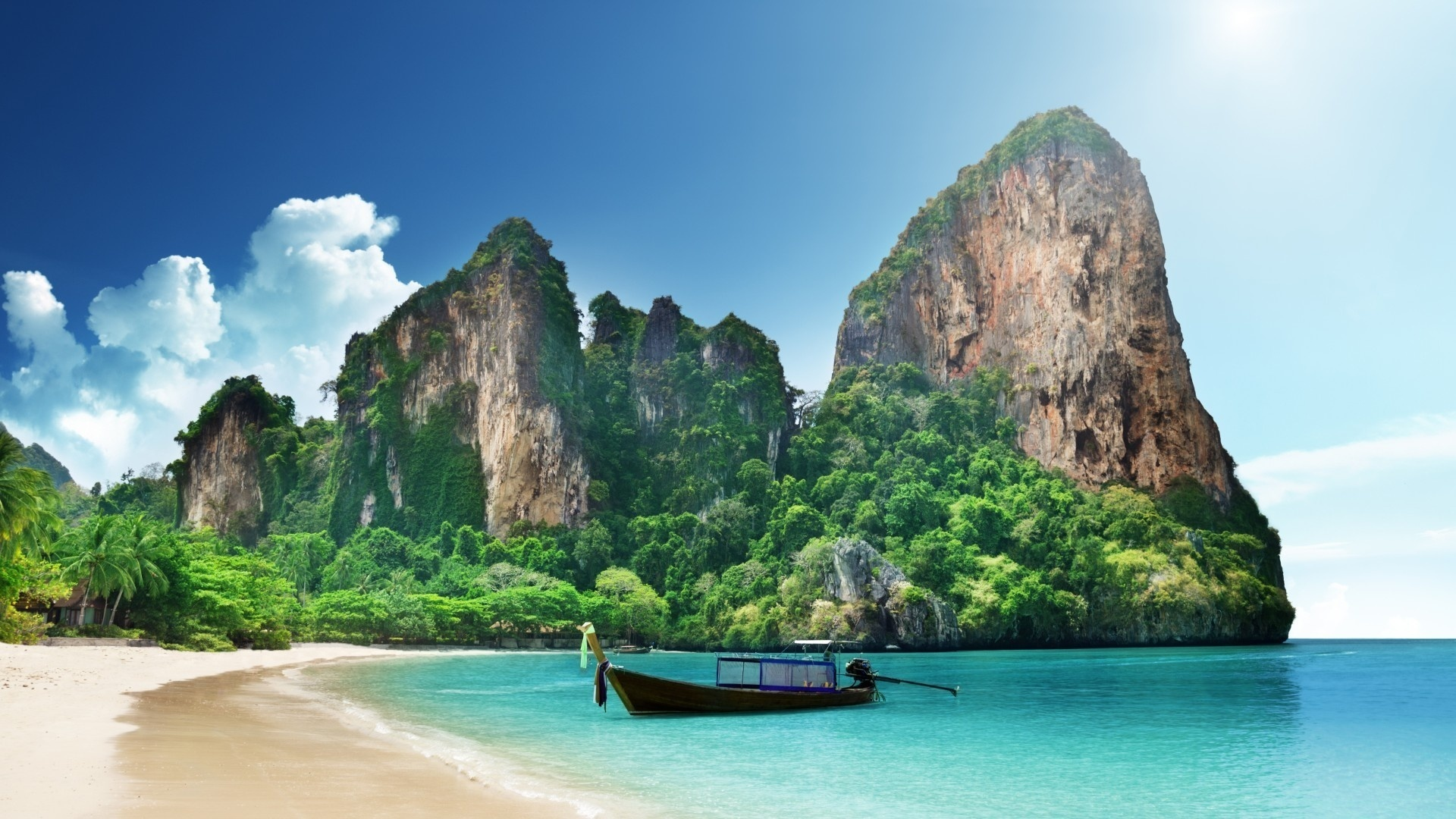 Thailand Backgrounds