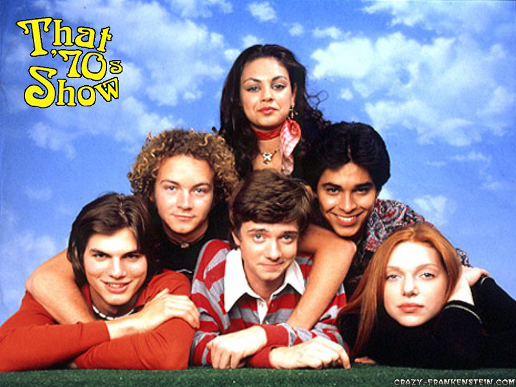 Wallpaper: Gang That 70s show TV series. Resolution: 1024x768. Size: 568 KB. Jackie and Hyde That 70s show ...