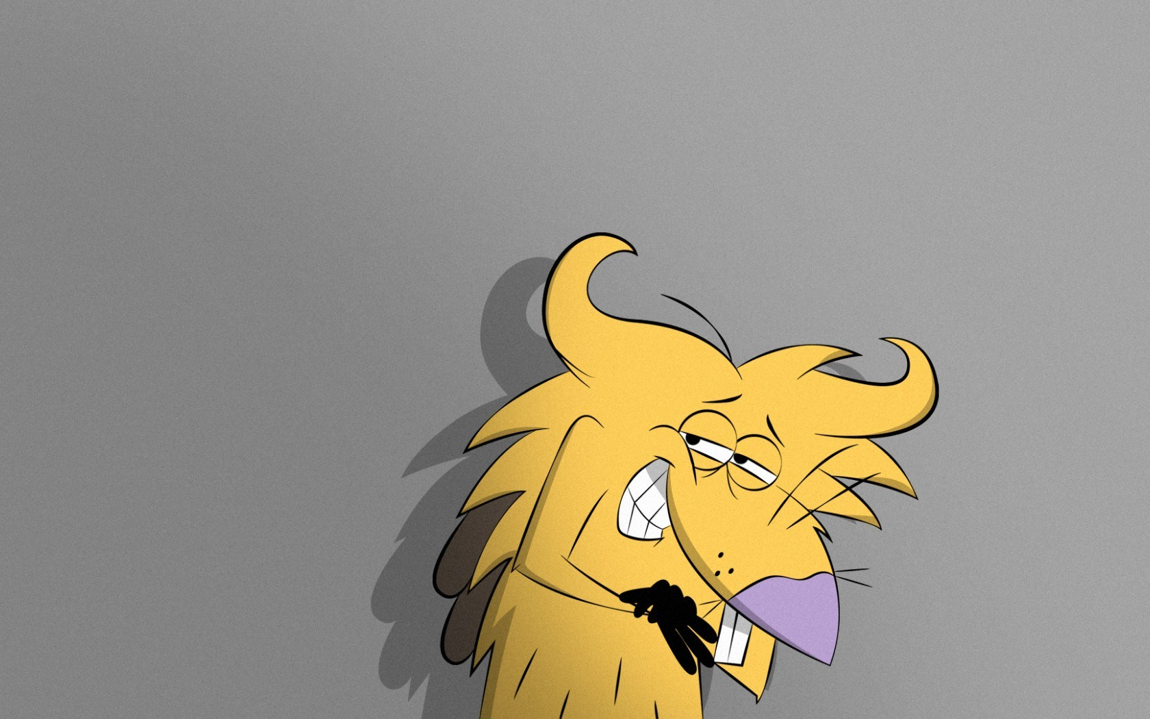 The Angry Beavers Norbert Cartoon