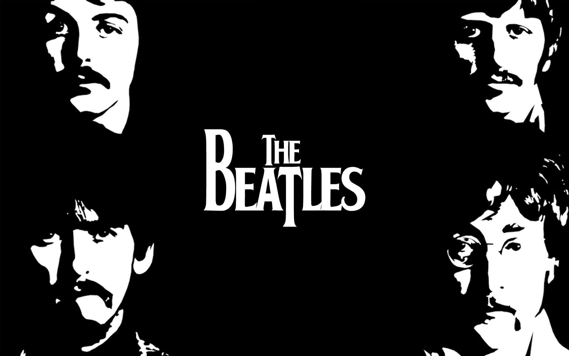 The beatles wallpaper 1600x1200 39165 the beatles voltagebd Choice Image
