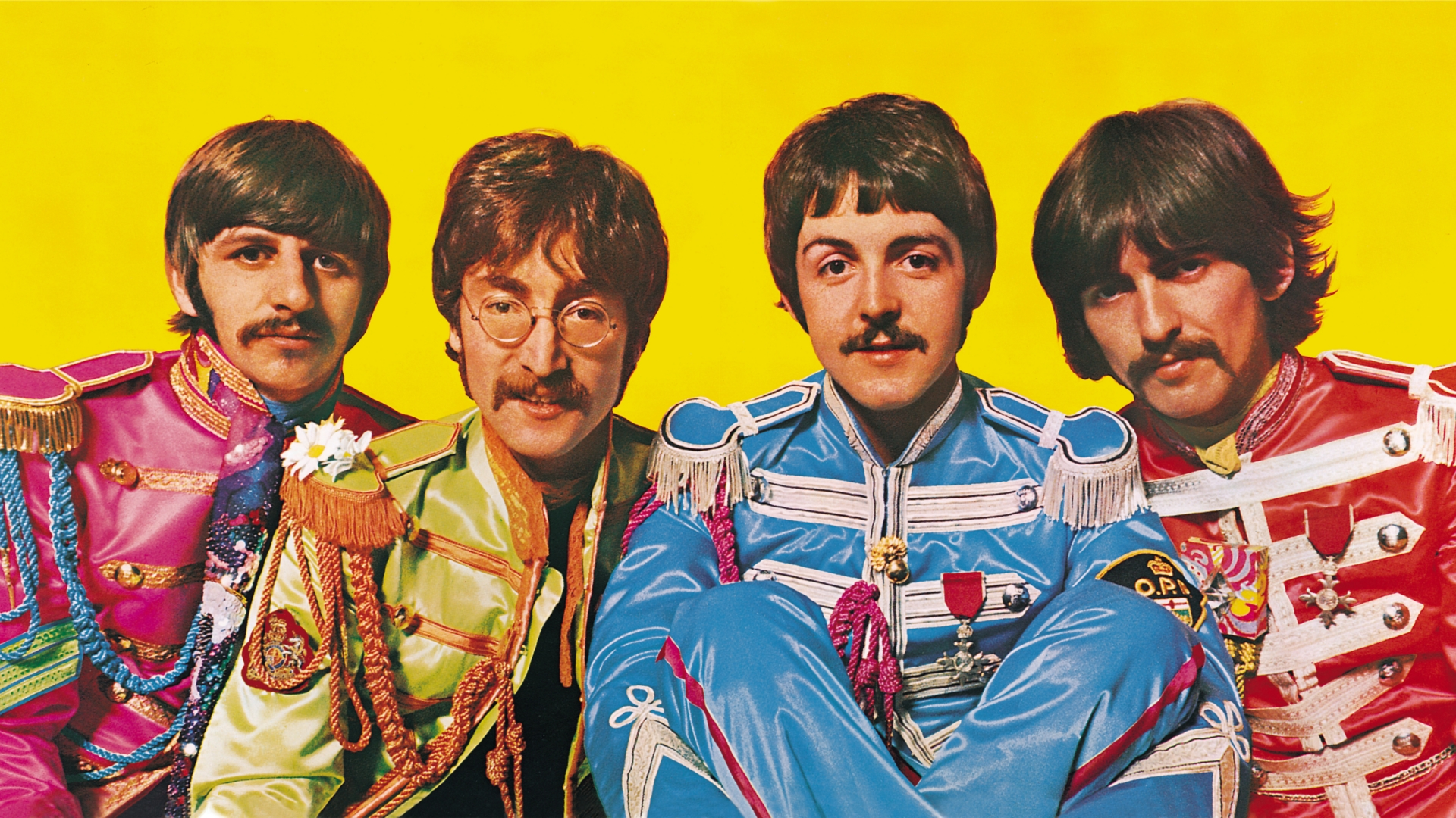 Hope you like this wallpaper as much as we do! The Beatles