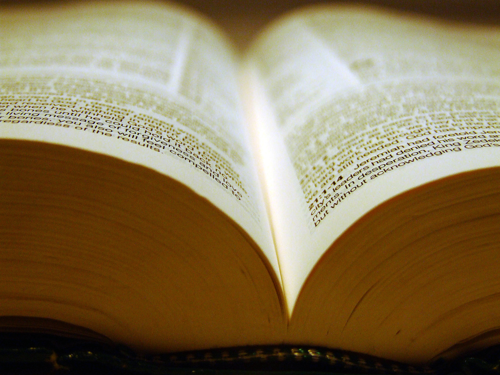 Is It Possible for Christians to Idolize the Bible?