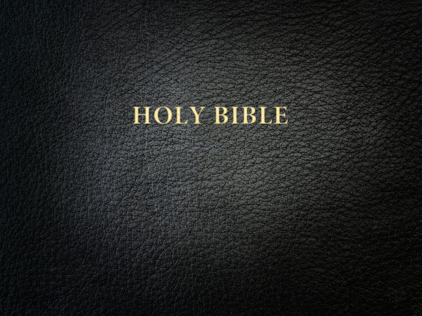 Holy bible ending image