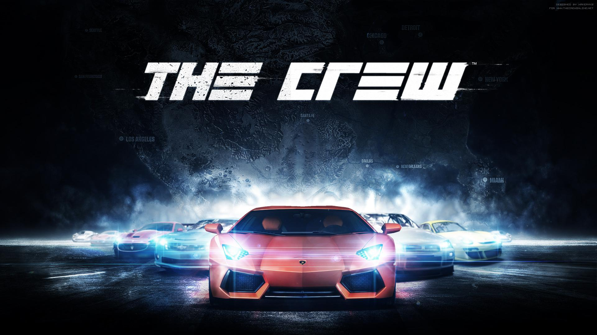 The Crew Wallpaper