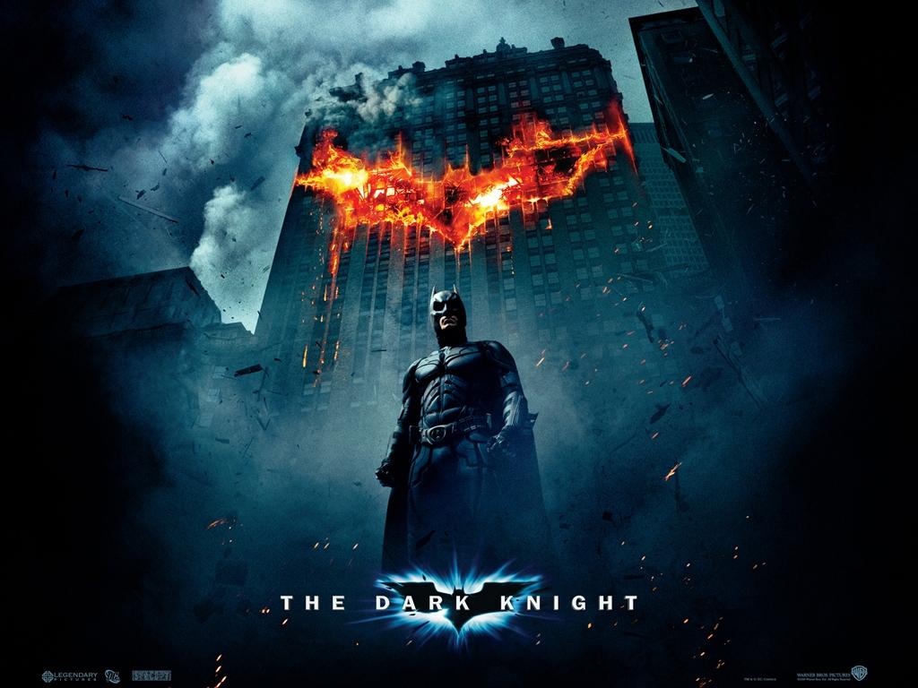 """Batman: The Dark Knight"" movie desktop wallpaper number 1 (1024 x 768"