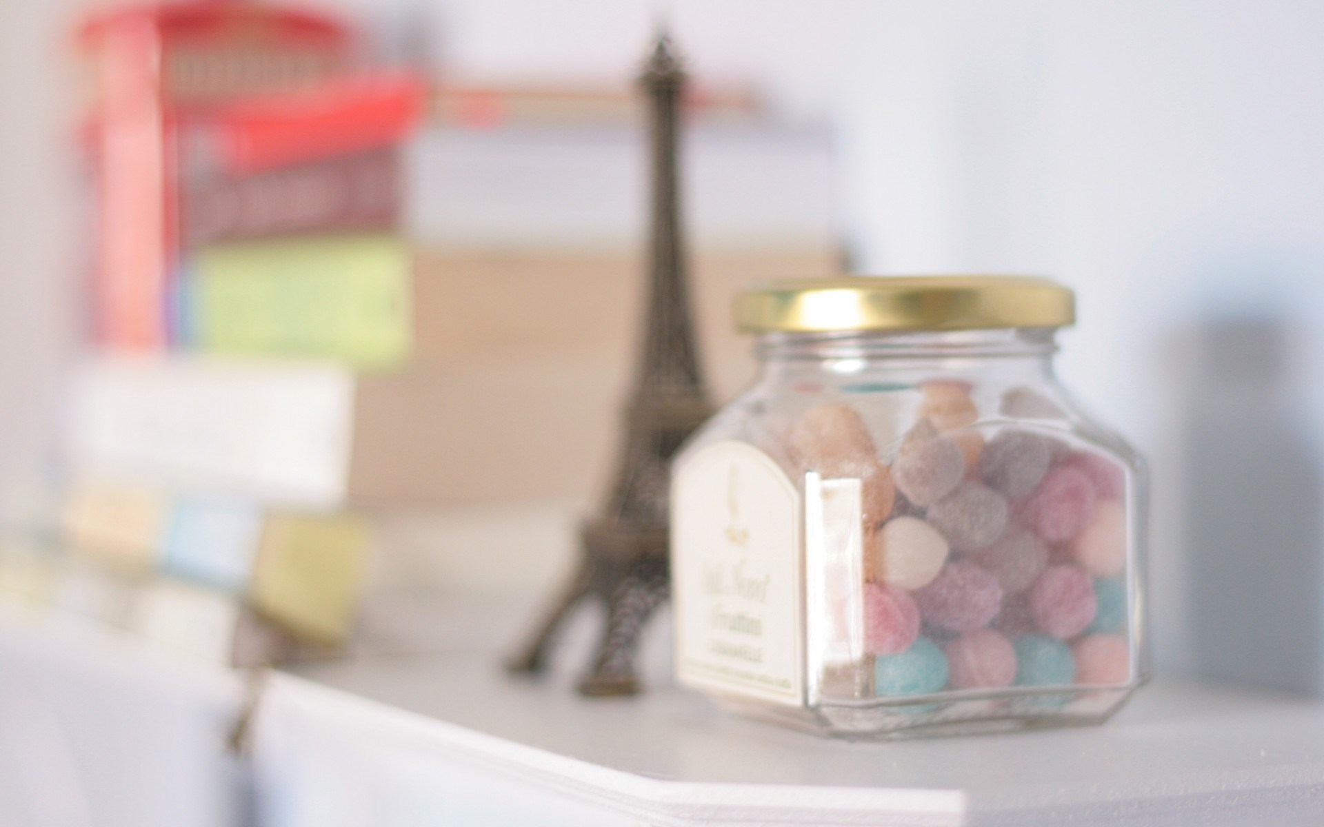 The Eiffel Tower Sweets