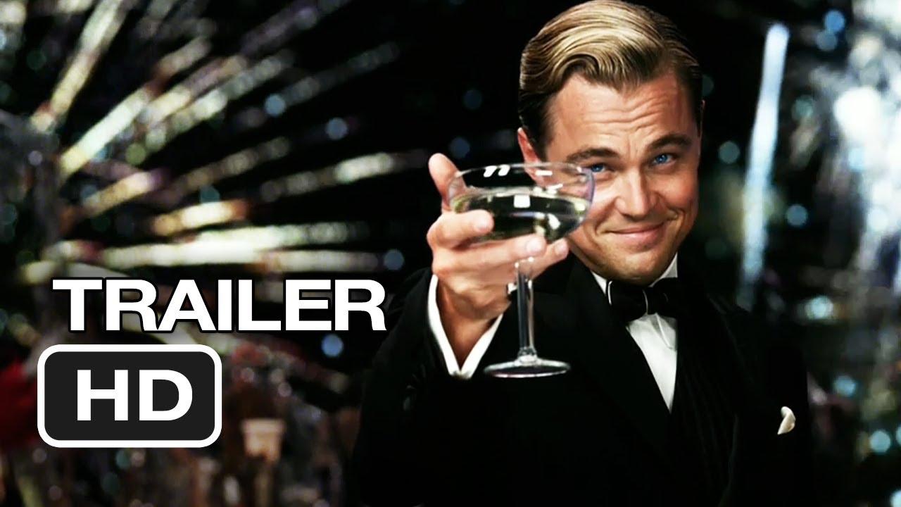 The Great Gatsby Official Trailer #2 (2012) - Leonardo DiCaprio Movie HD
