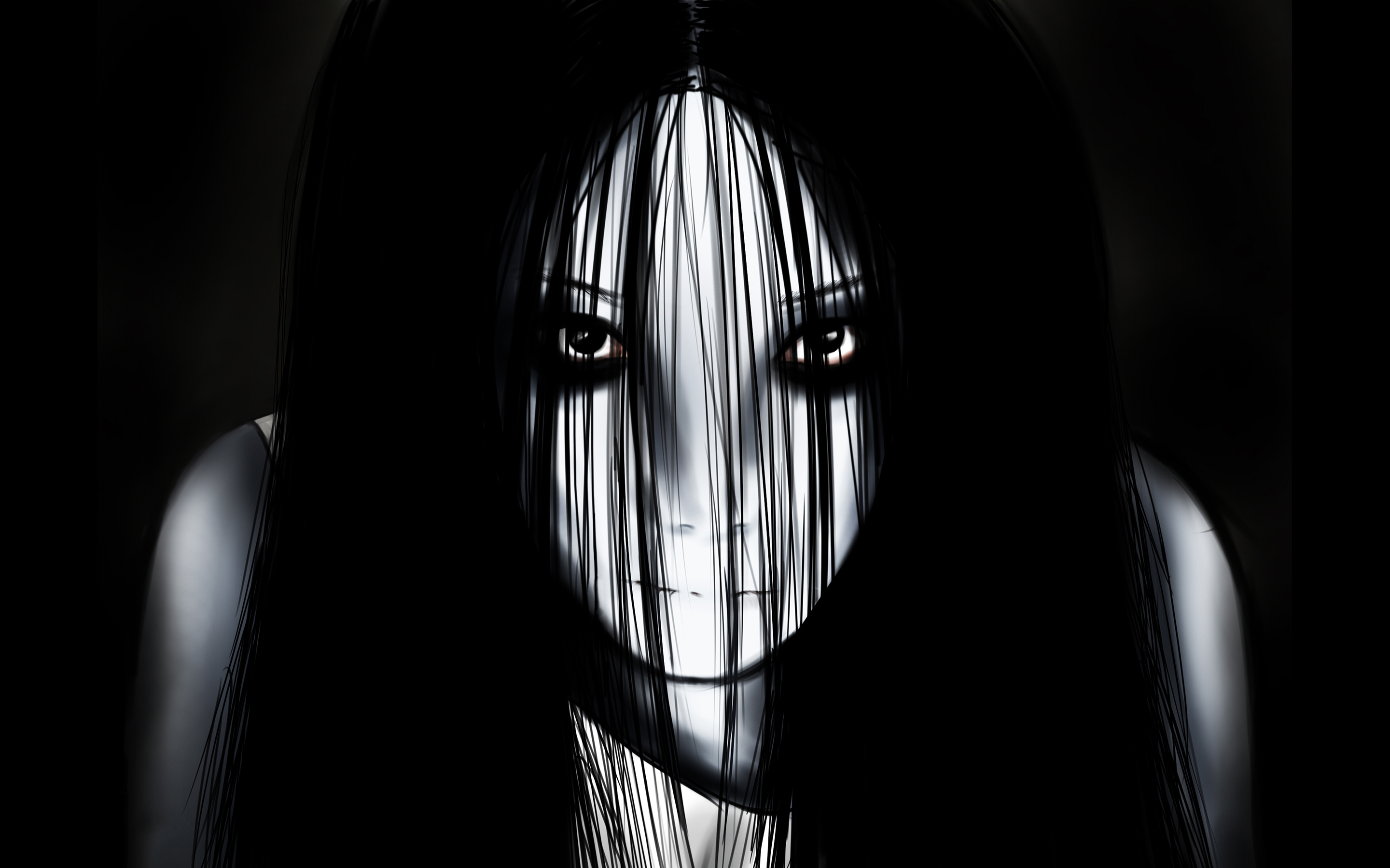 The grudge art