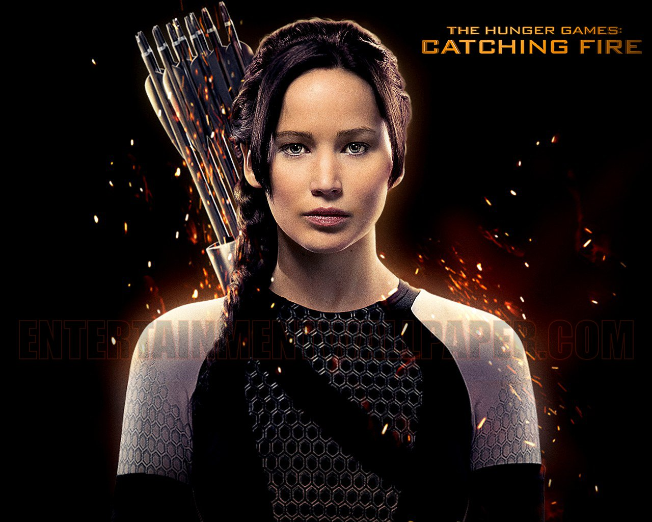 The Hunger Games: Catching Fire Wallpaper - Original size, download now.