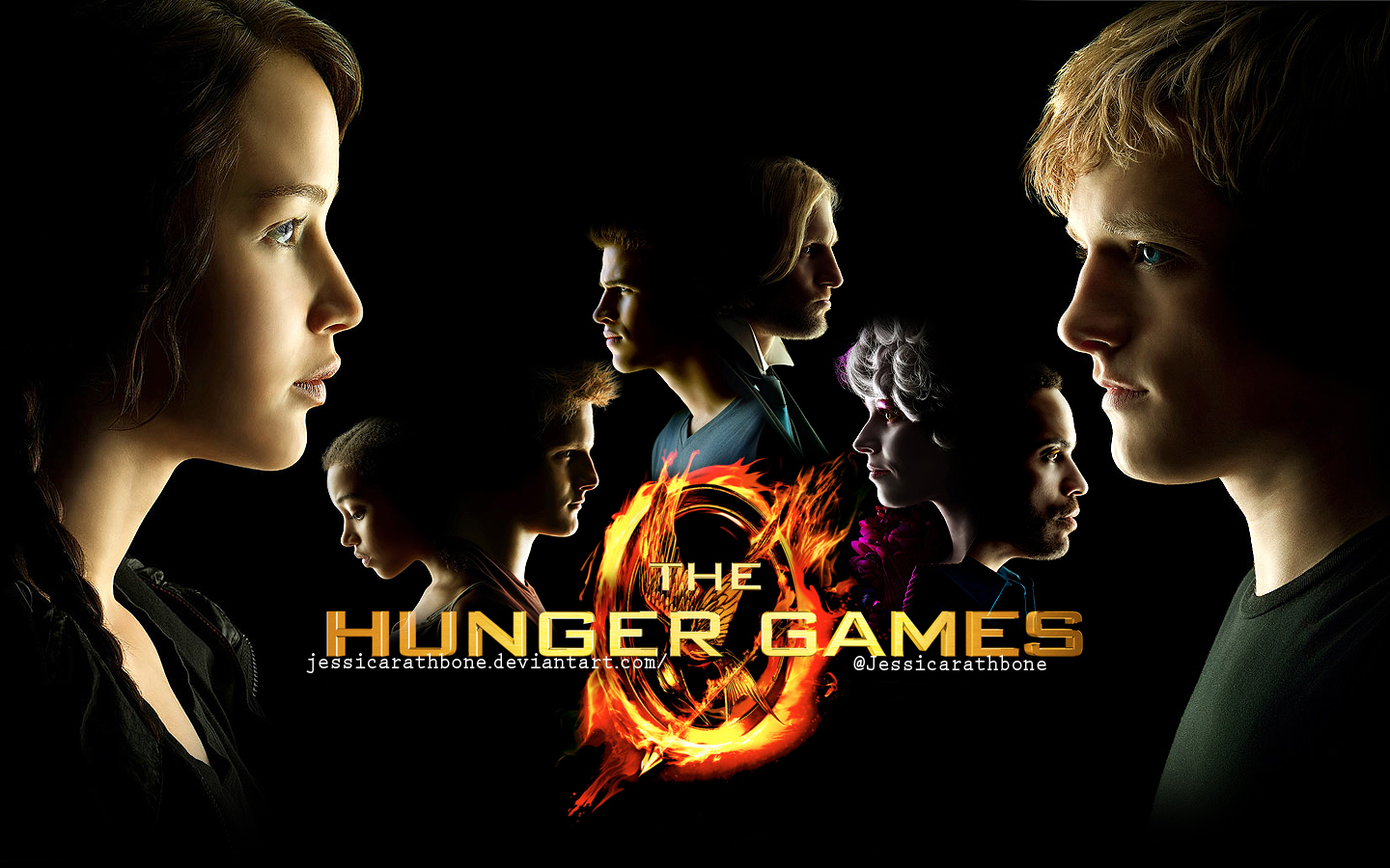 The Hunger Games:Catching ...