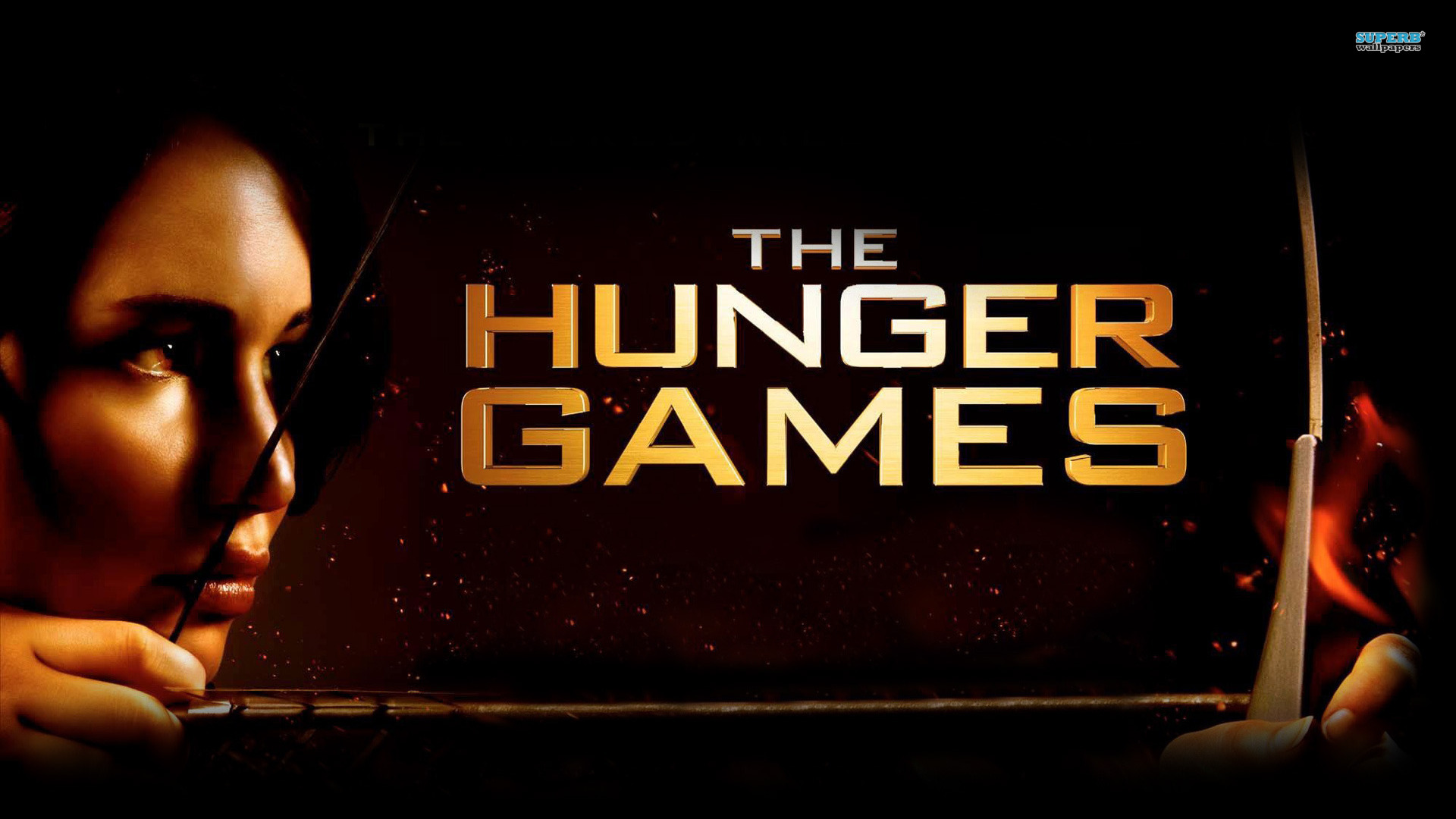 Katniss Everdeen - The Hunger Games wallpaper 1920x1080