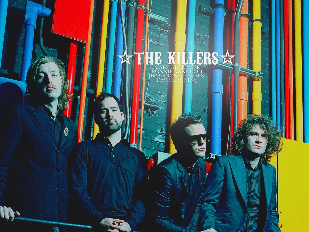 The Killers The Killers <3