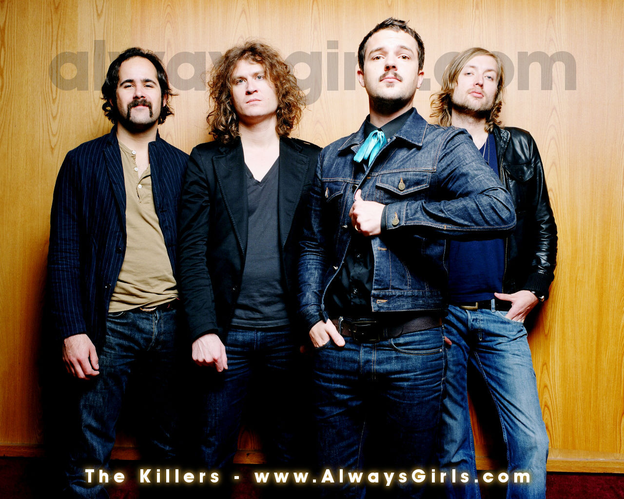 TK wallpaper - the-killers Wallpaper