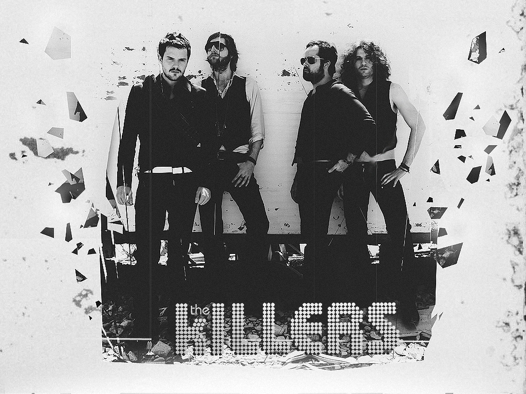 The Killers wallpaper by Jigssaw ...