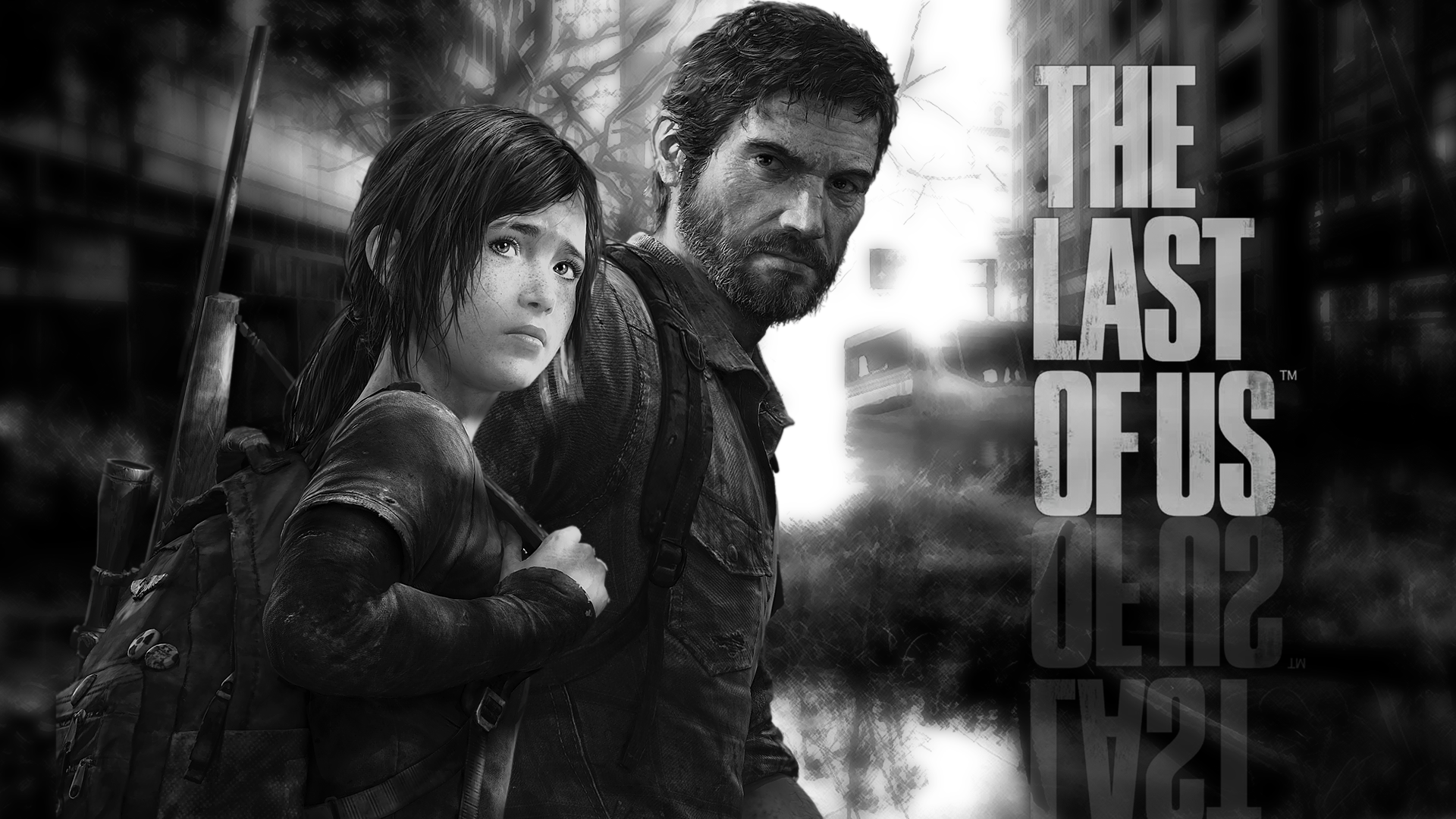 The Last Of Us Wallpaper HD by LukasPfaff