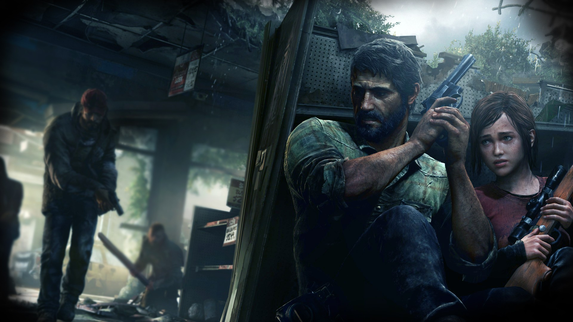 The Last Of Us Res: 1920x1080 HD / Size:342kb. Views: 51719
