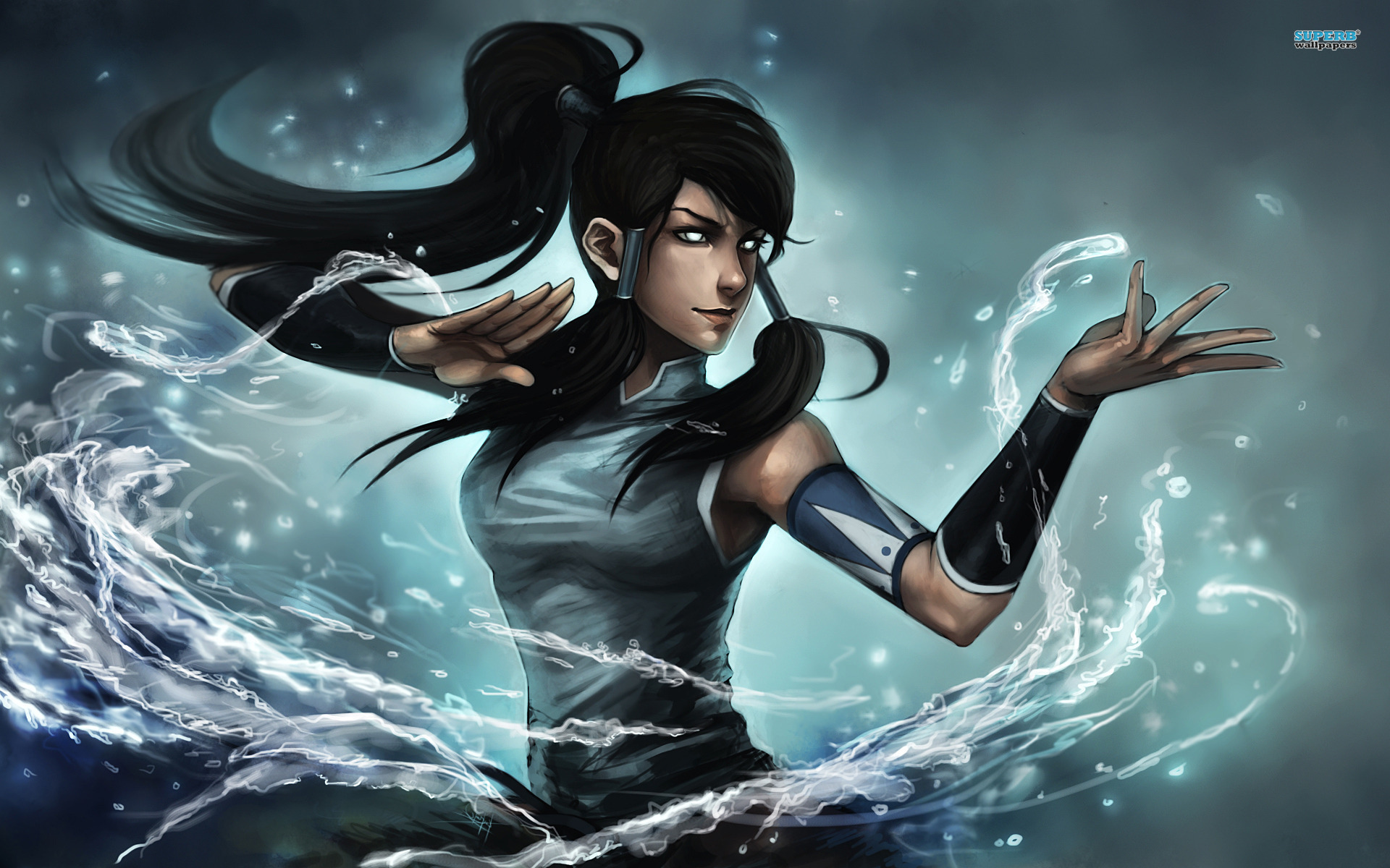 The legend of korra wallpaper 1920x1200 59462 the legend of korra voltagebd Images