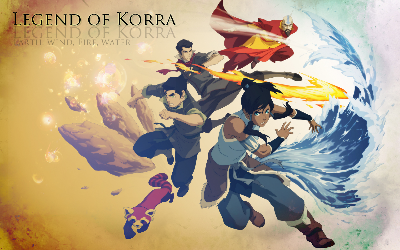 The Legend Of Korra Wallpaper