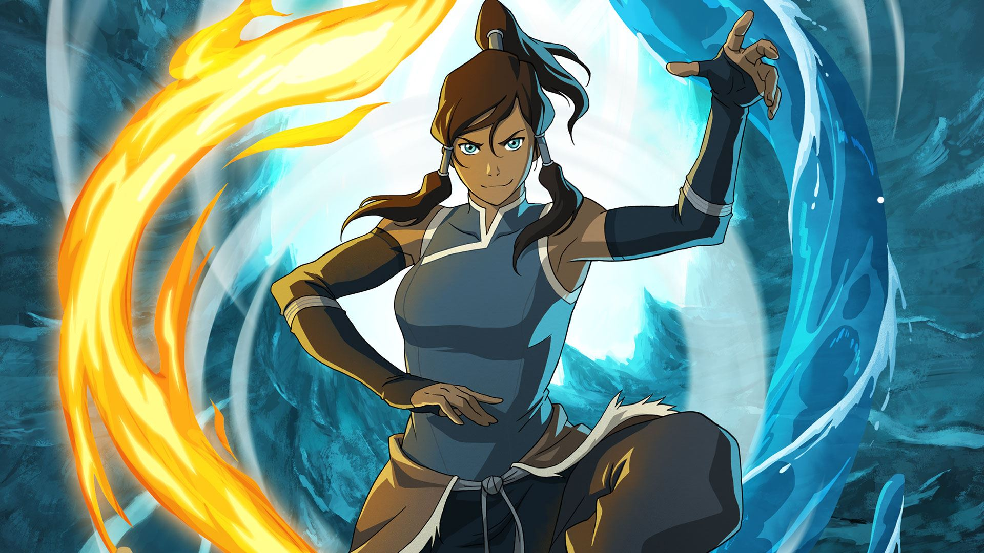 image The Legend of Korra Desktop