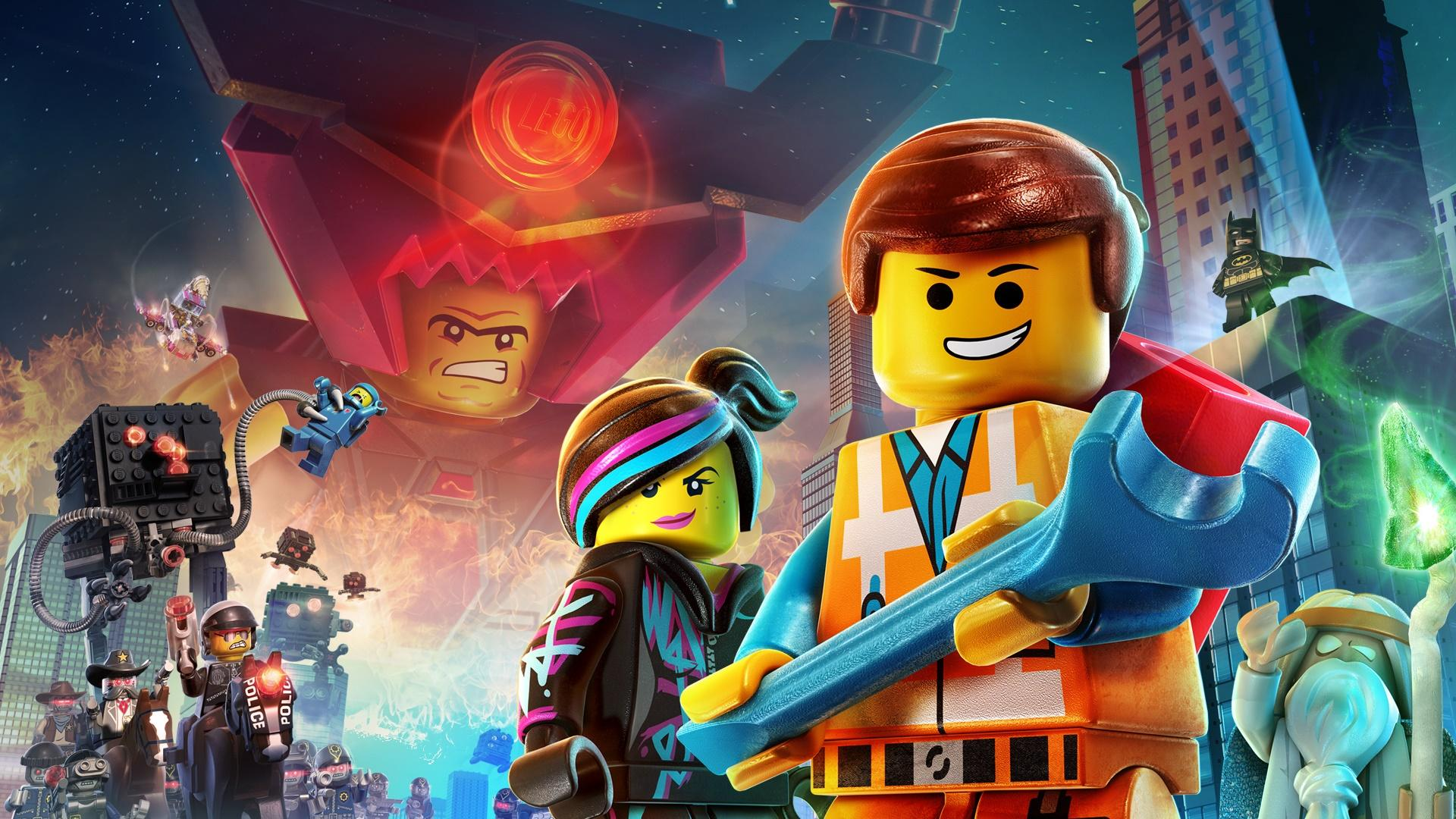 lego movie. ""