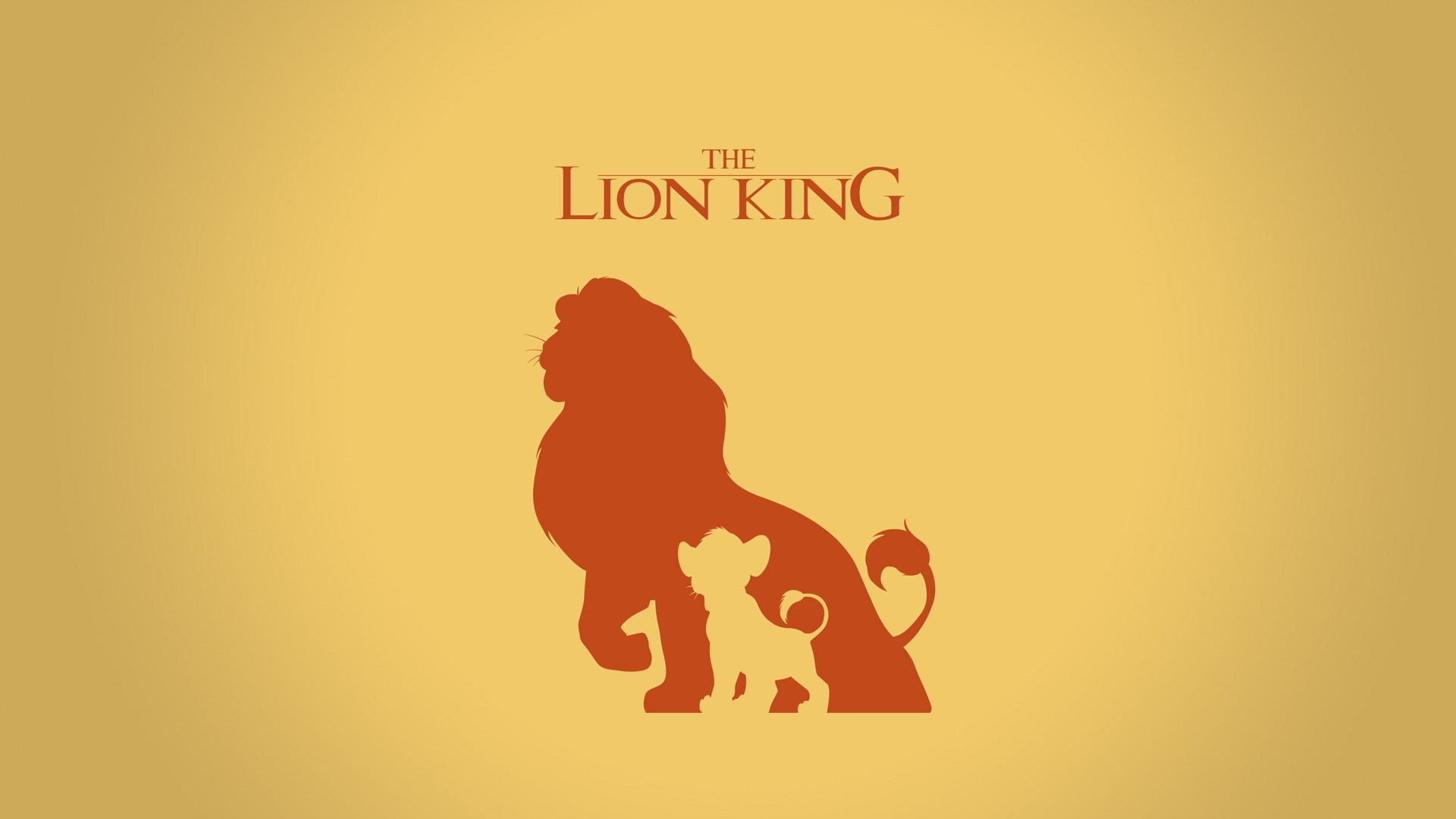 The Lion King Art