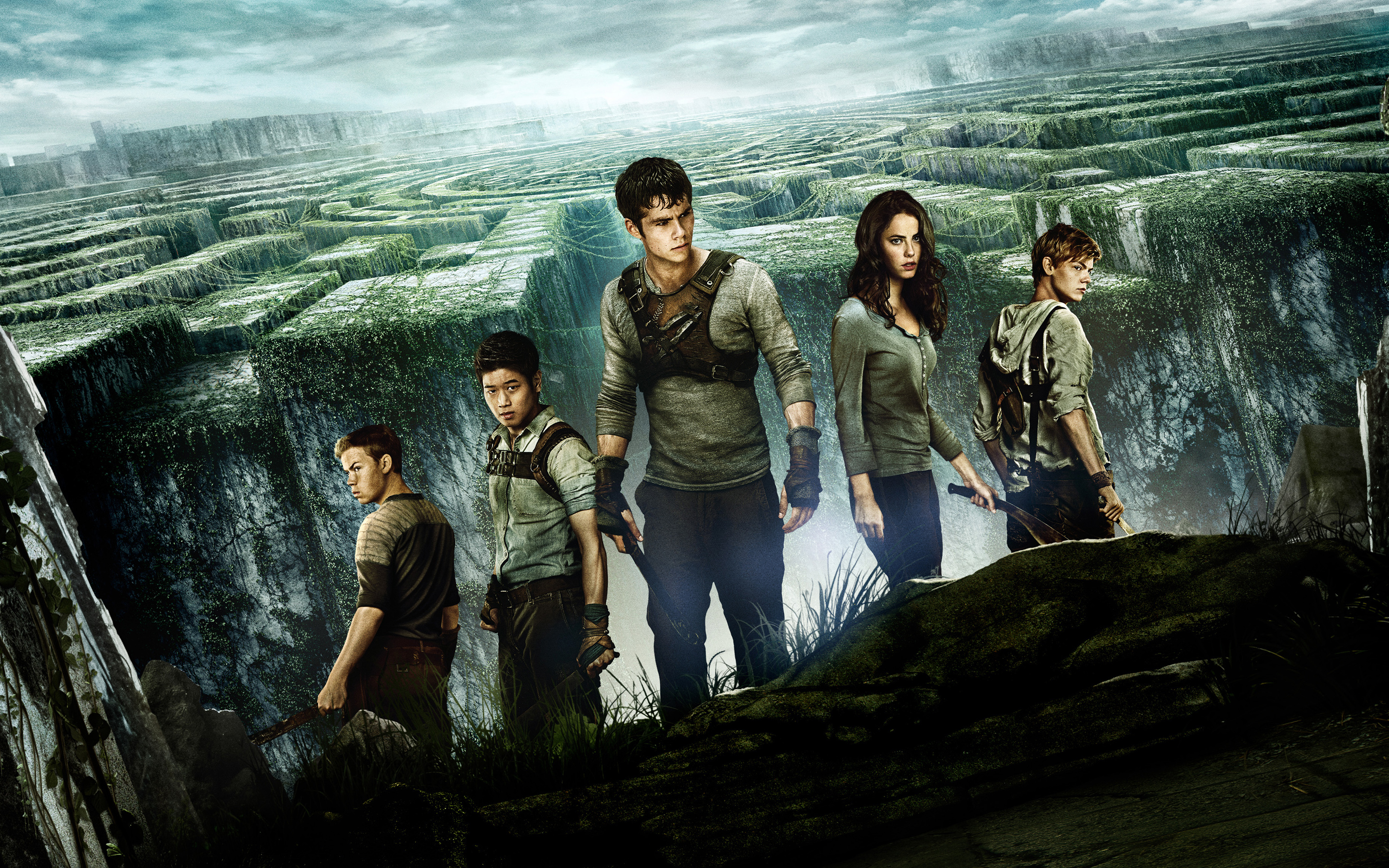2014 The Maze Runner