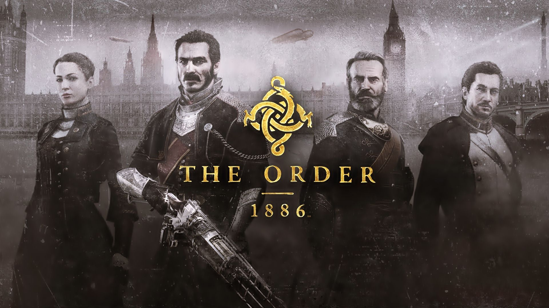 PS4 Exclusive The Order: 1886 Gets its Own PS4 Dynamic Theme: Screenshots Inside | DualShockers