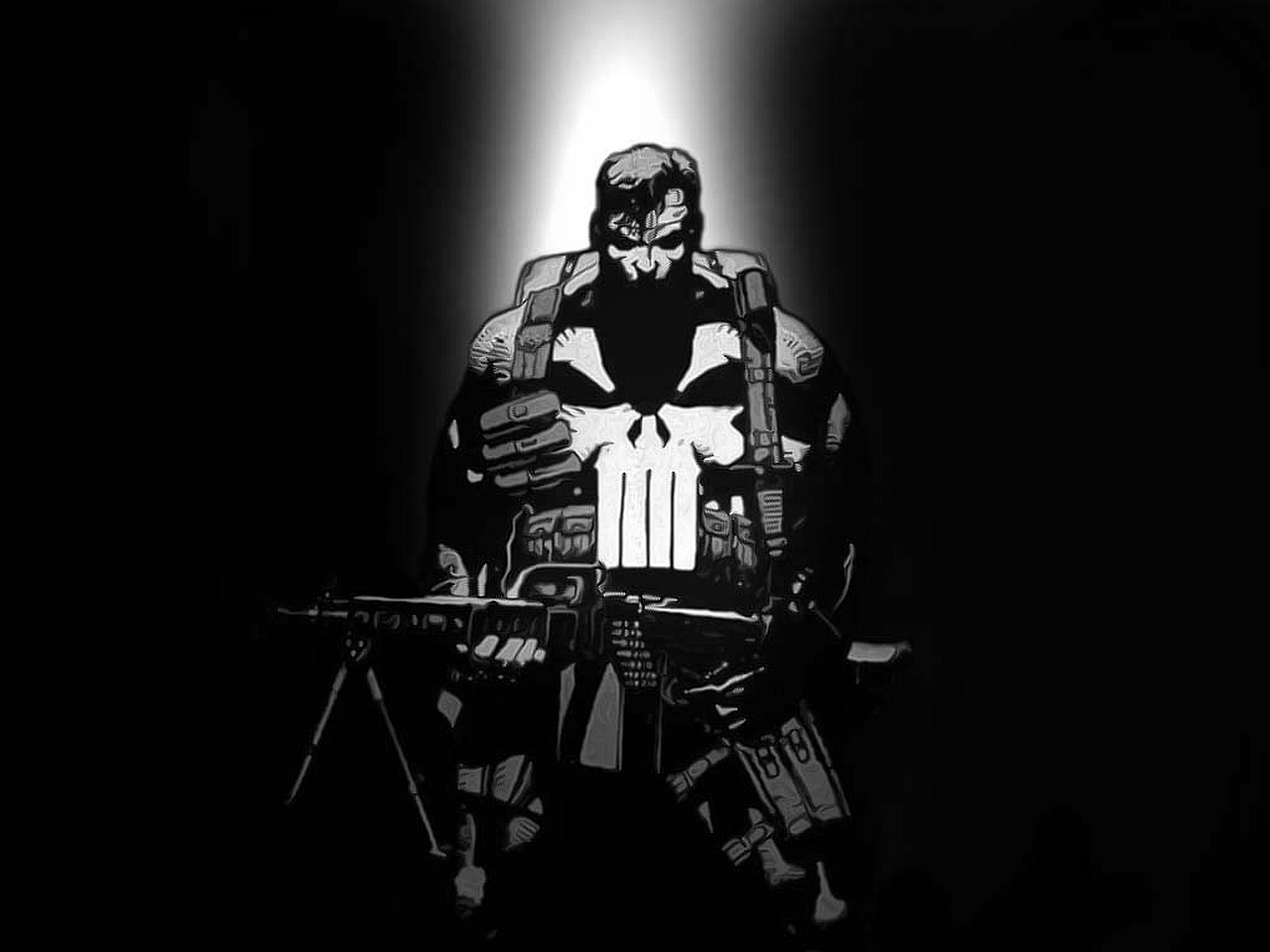 HD Wallpaper | Background ID:376937. 1280x960 Comics The Punisher