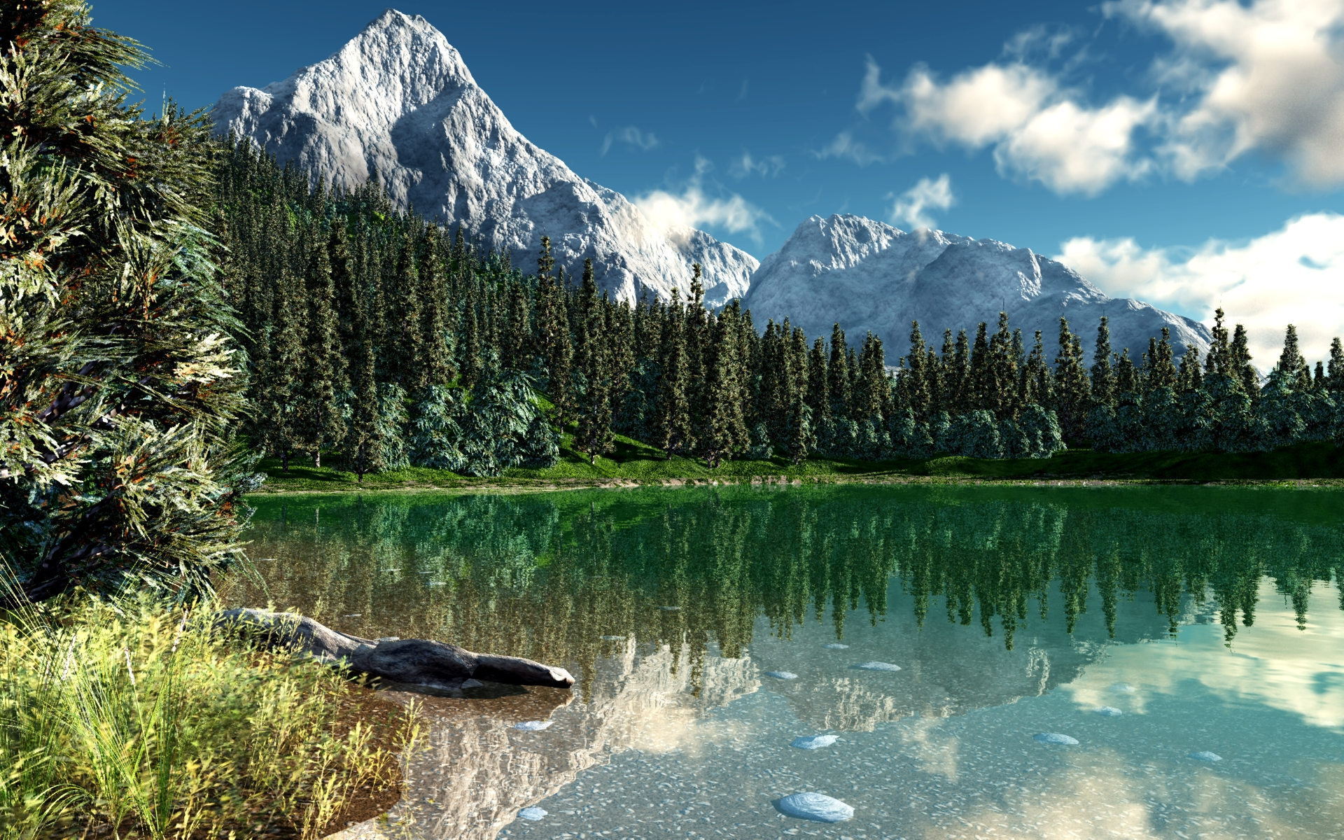 The Rockies Wallpaper 36588 1920x1080 px