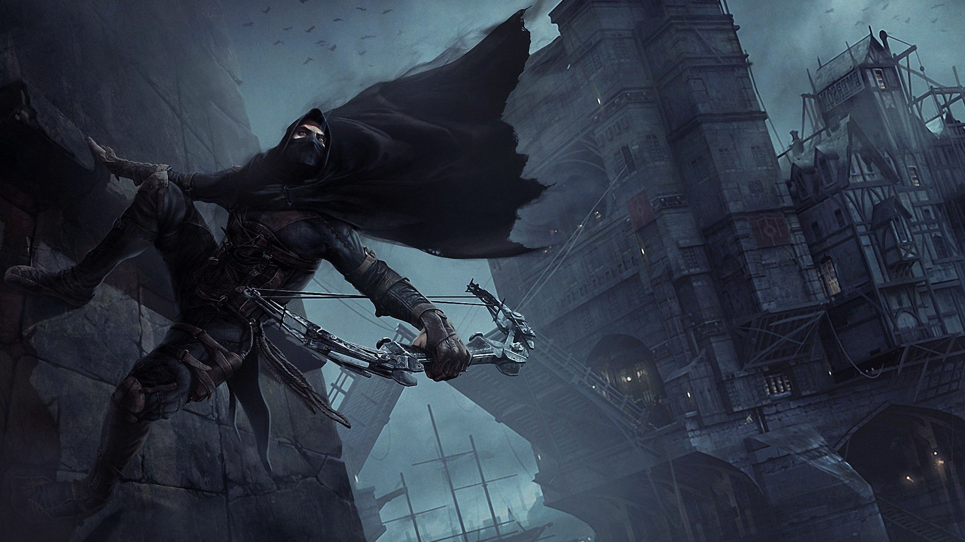 thief 2 wallpaper - photo #32