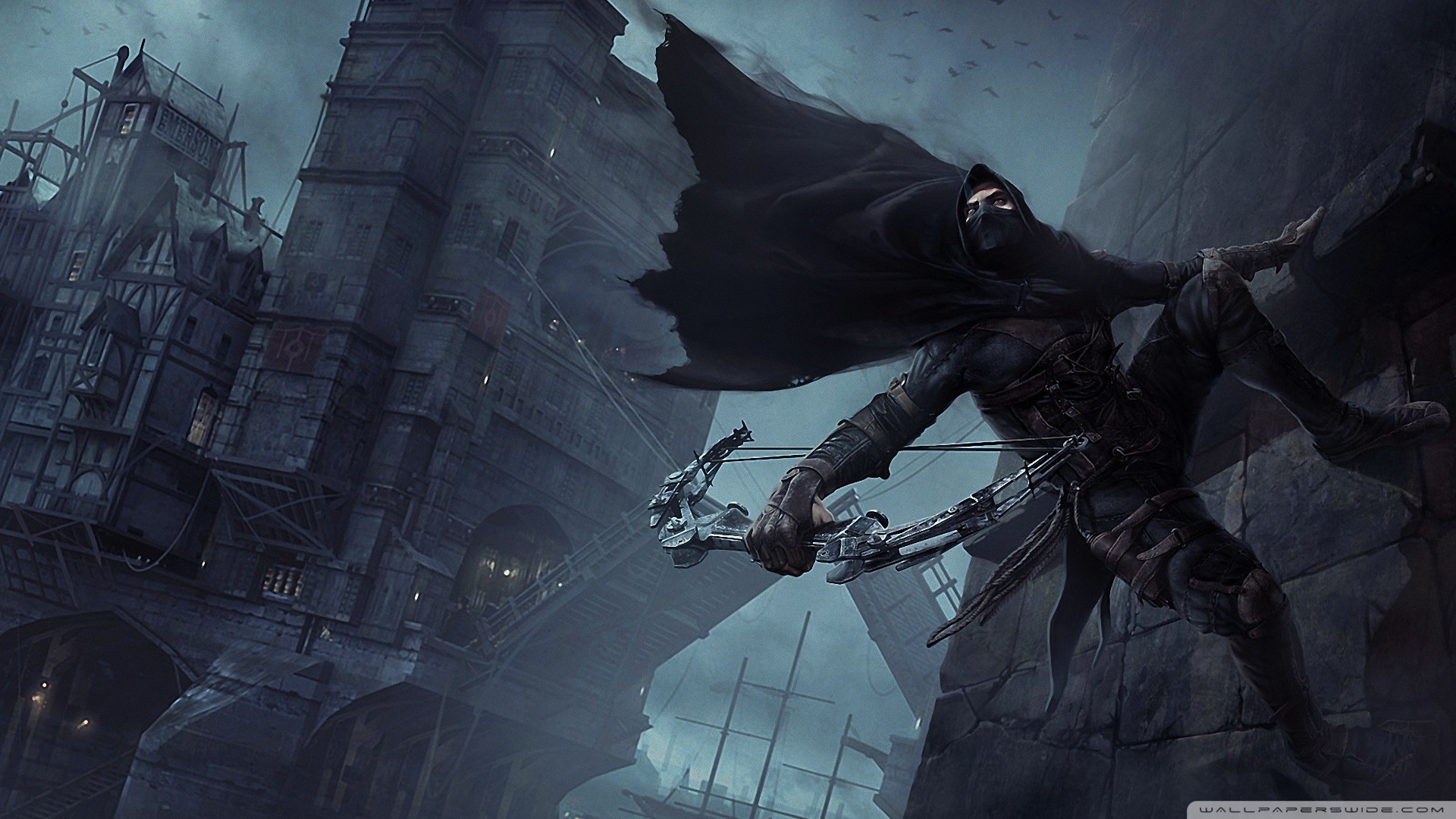 Thief Game Wallpaper HD