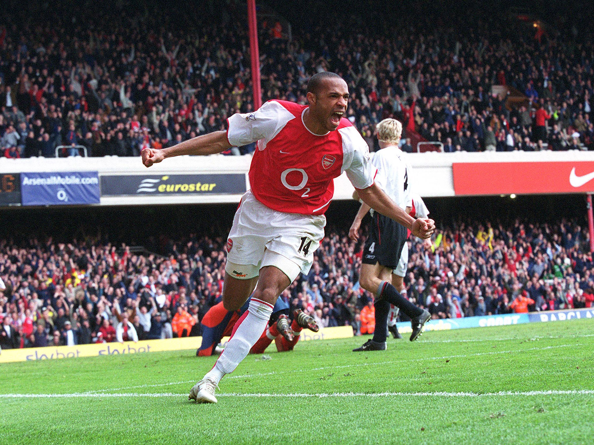 Paul Scholes: Thierry Henry could destroy players with his pace - News & Comment - Football - The Independent