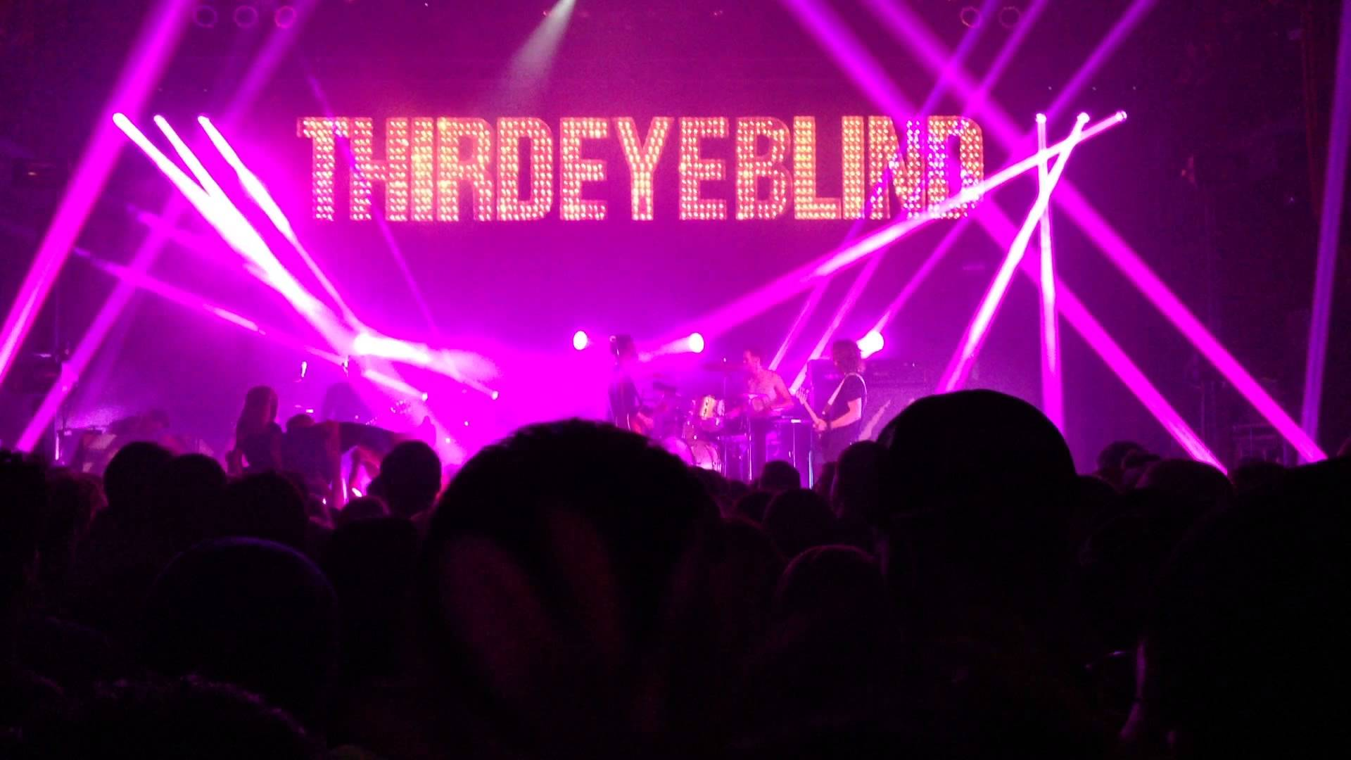 Third Eye Blind - New Song - Say It Live - Fillmore Silver Spring 11/1/13
