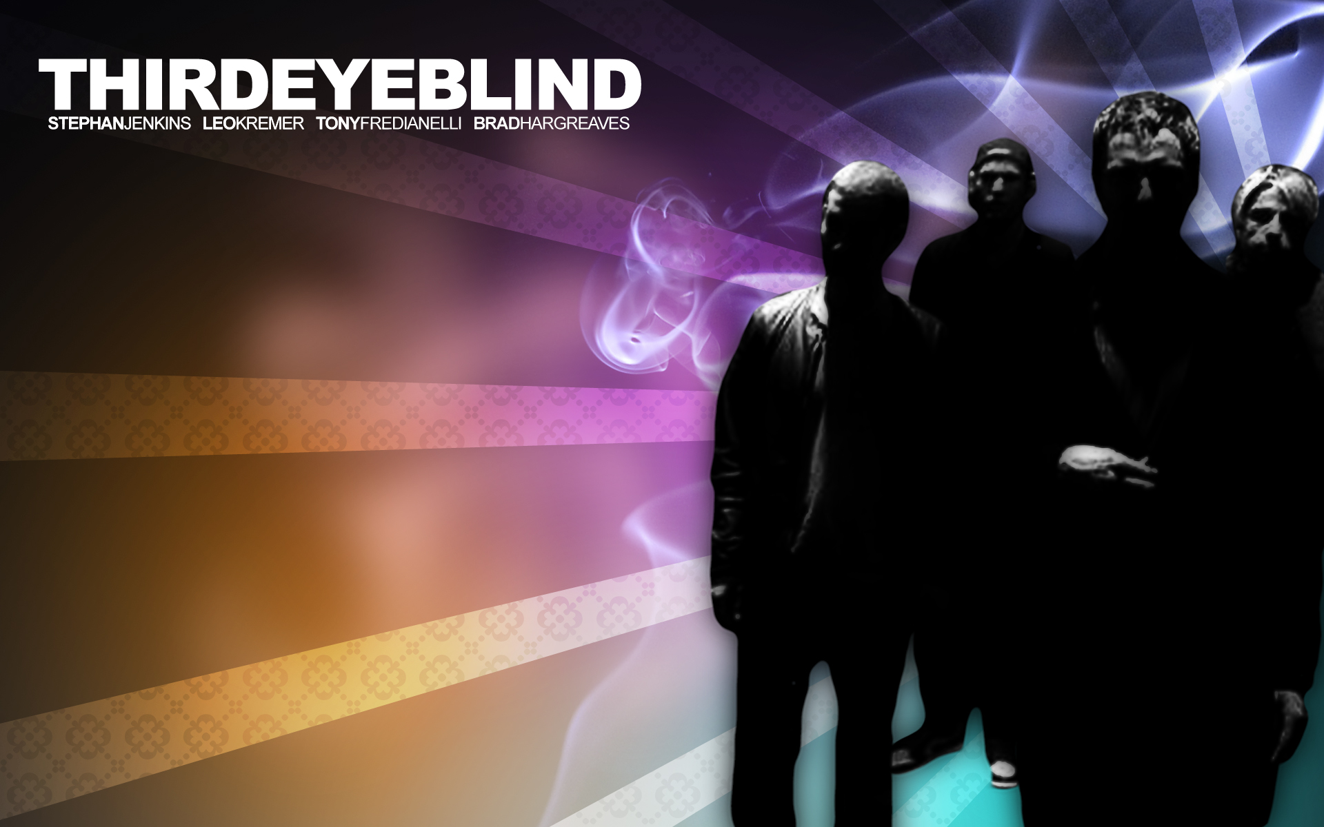 Third Eye Blind Wallpaper by tlackattack Third Eye Blind Wallpaper by tlackattack