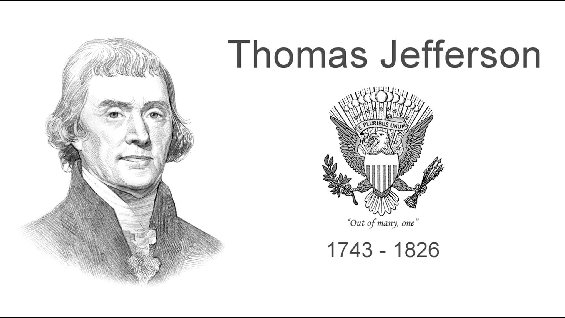 Thomas Jefferson ***