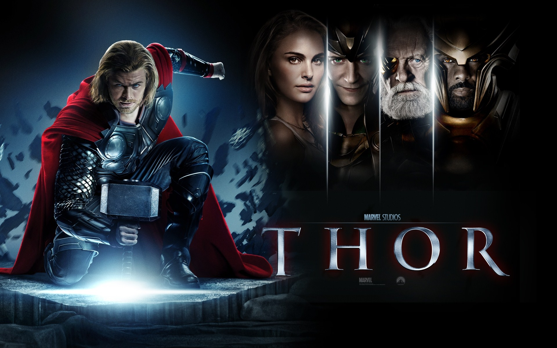 So Thor is not one of my favorite films. It started out that way at least. Now that I have seen it in sequence with the other Marvel films, I appreciate it ...