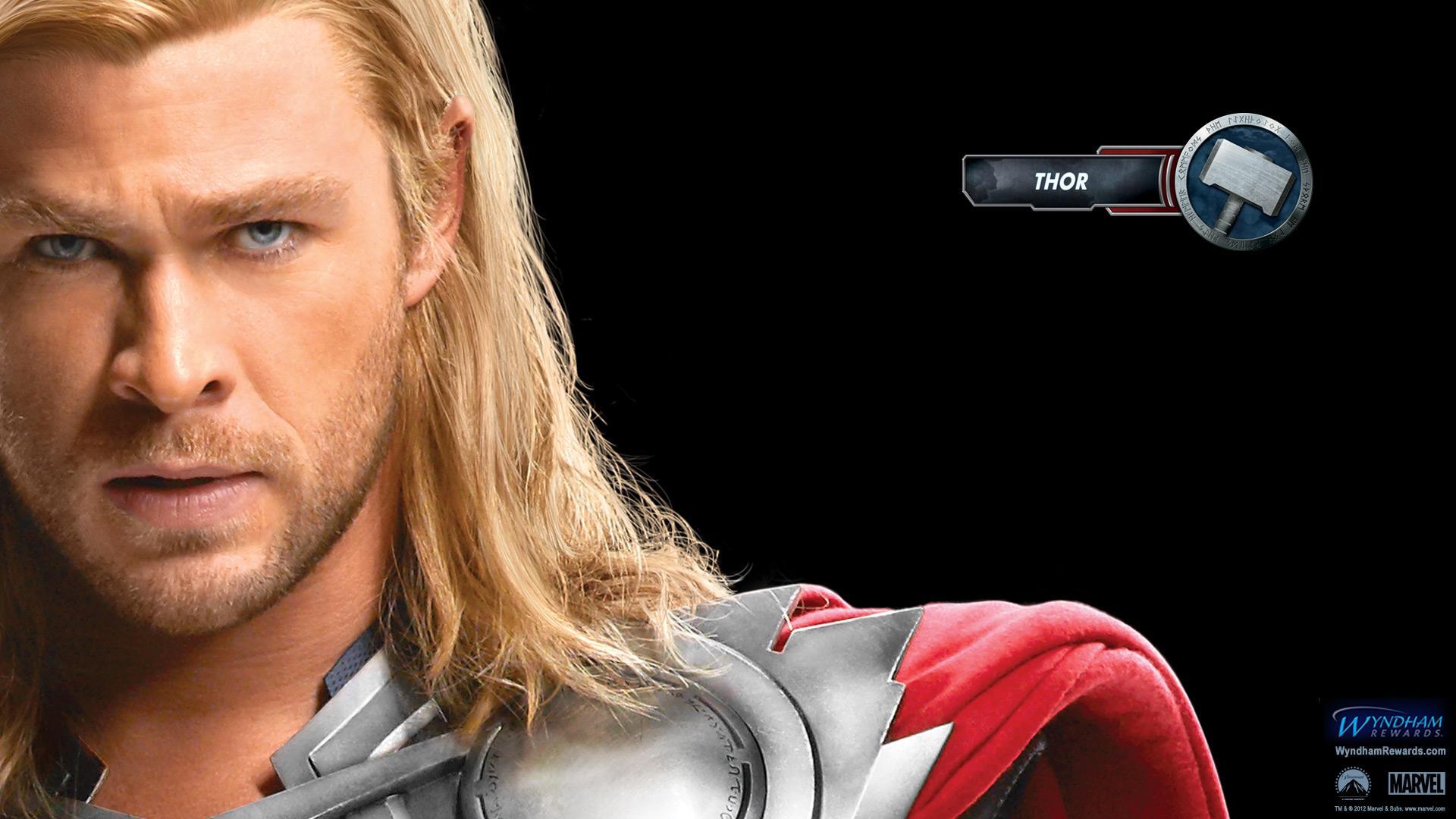 Thor - the-avengers Photo