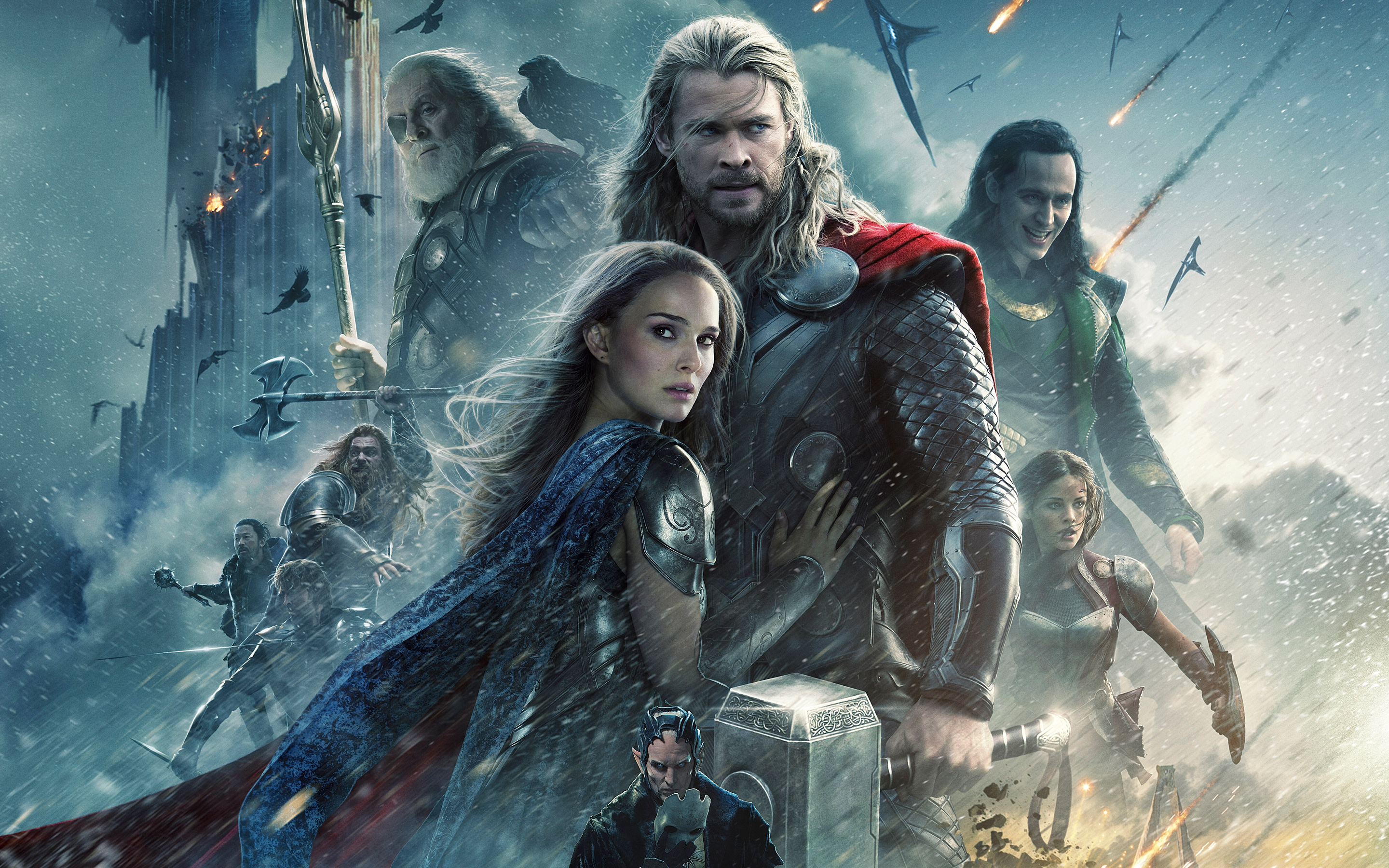I really did like Thor: The Dark World when I first saw it. I still do in a lot ways. It expands upon the Norse mythos established in the previous film, ...