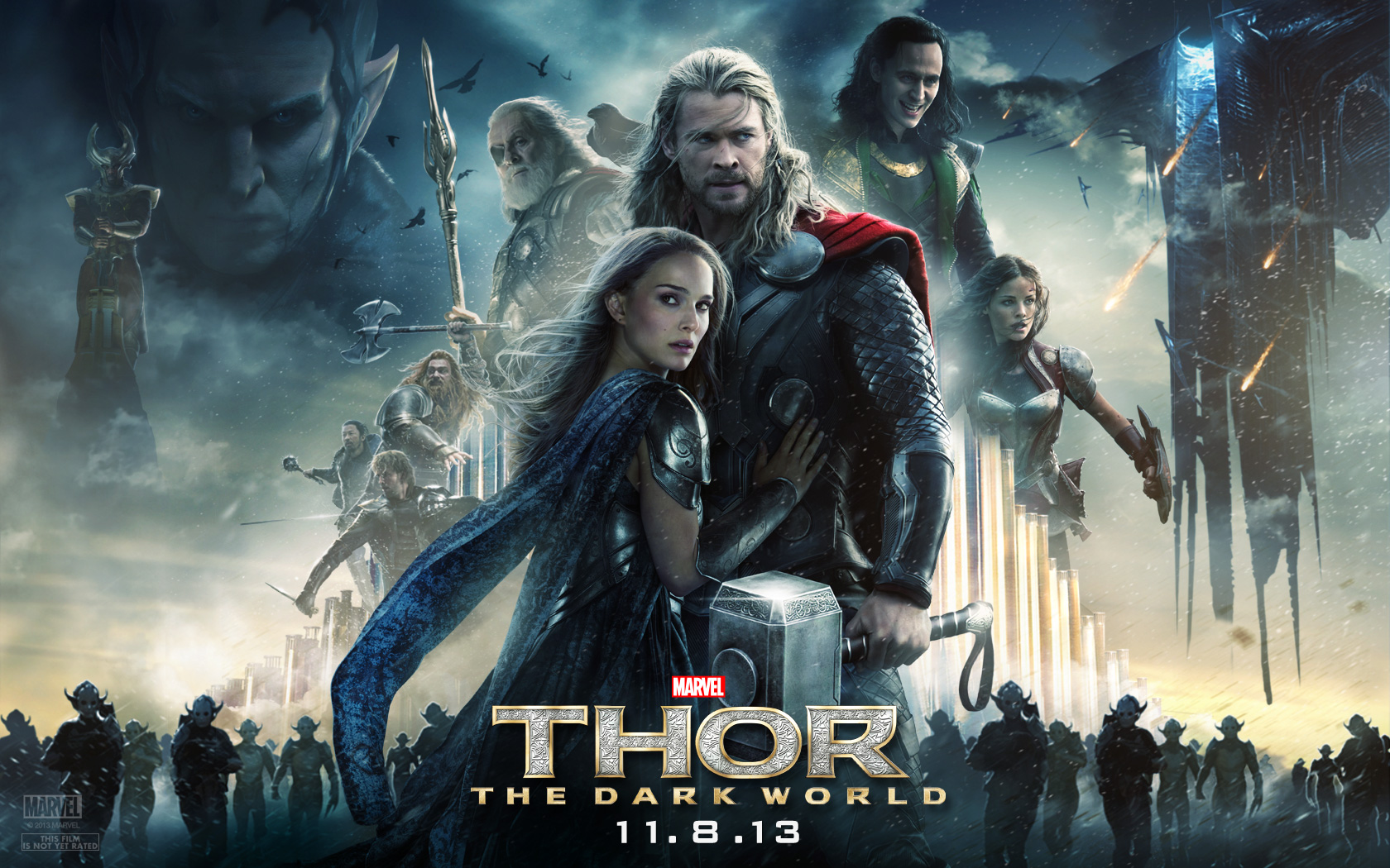 Friday Film Review No.11 – Thor: The Dark World (2013)