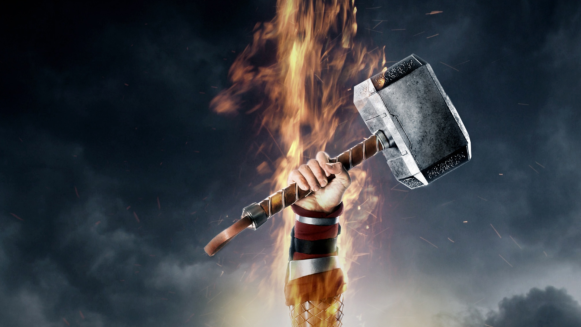 Free Thor Wallpaper HD for Desktop (28)