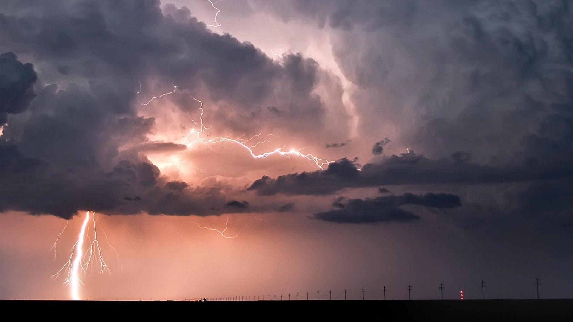 Thunderstorm Wallpaper; Thunderstorm Wallpaper ...