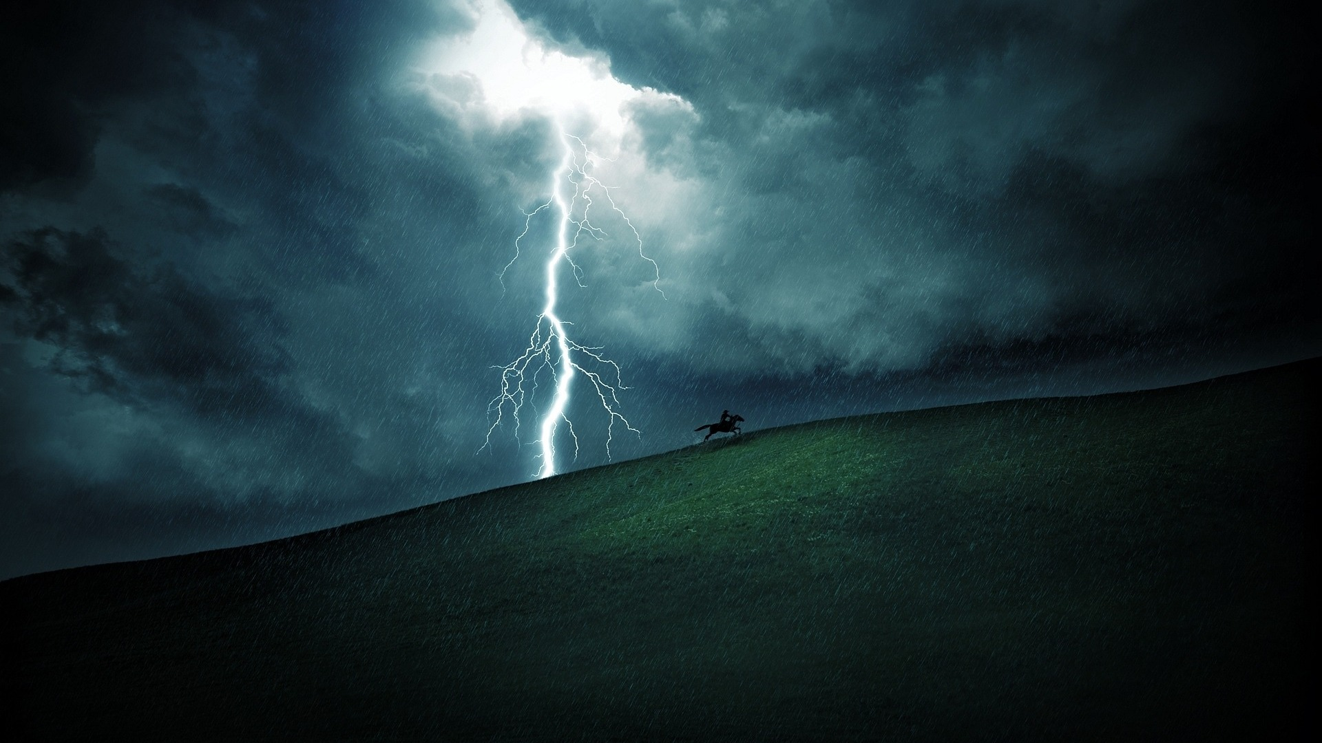 Hd Thunderstorm Wallpapers: Thunderstorm Thunderstorms Imageek Wallpapers 1920x1080px