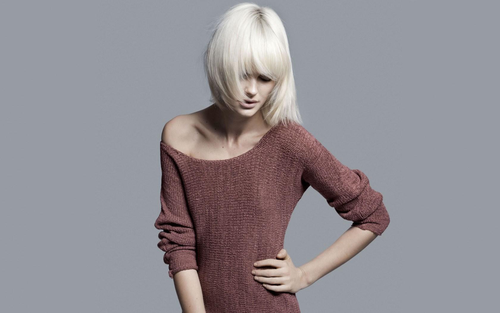 Tiffany Collier Fashion Model Blonde