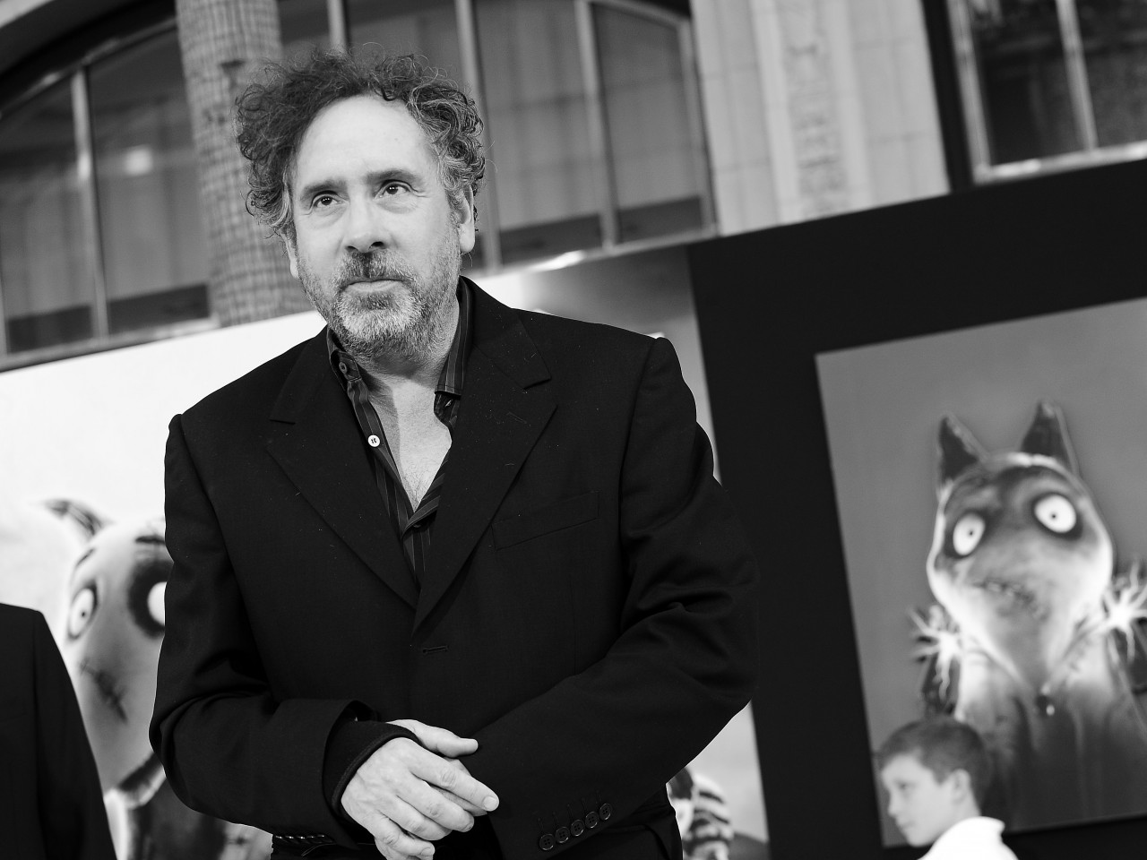 Tim Burton to Re-Team With 'Ed Wood' Writers
