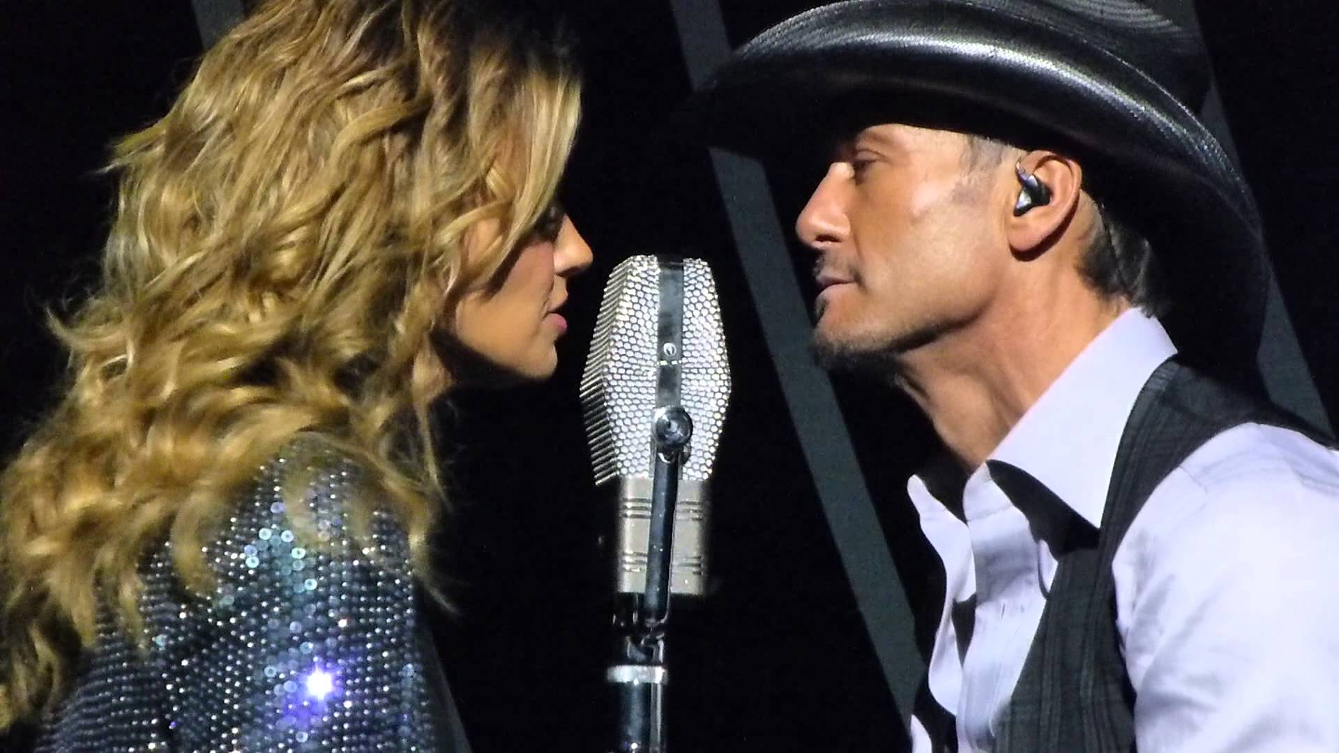 Tim McGraw and Faith Hill I Need You