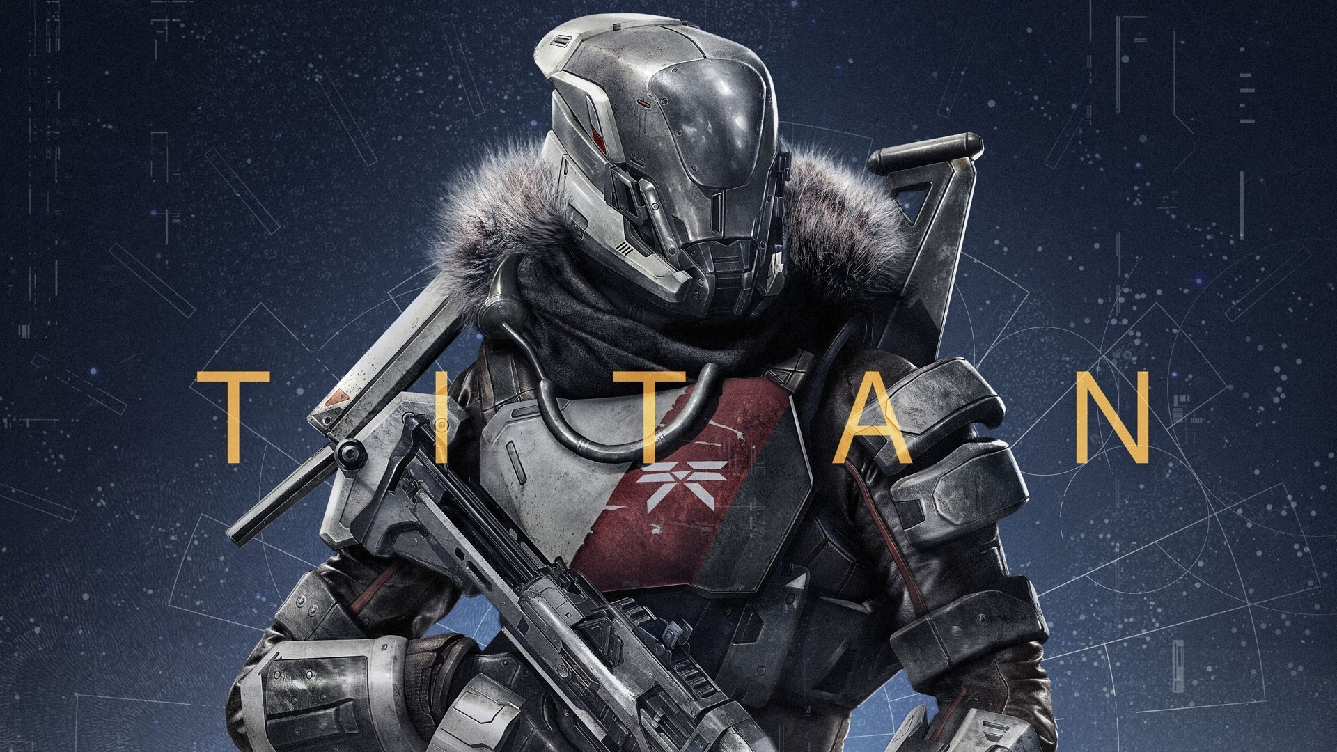 I wish the Titan could wear hooded cloaks too - Destiny Message Board for PlayStation 4 - GameFAQs