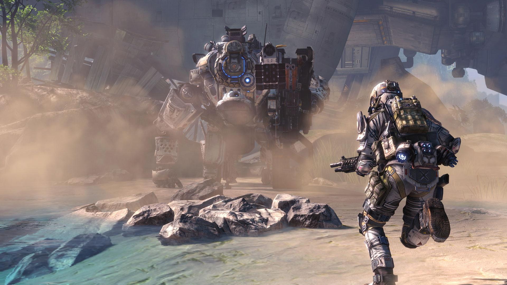 Titanfall Res: 1920x1080 HD / Size:247kb. Views: 6088