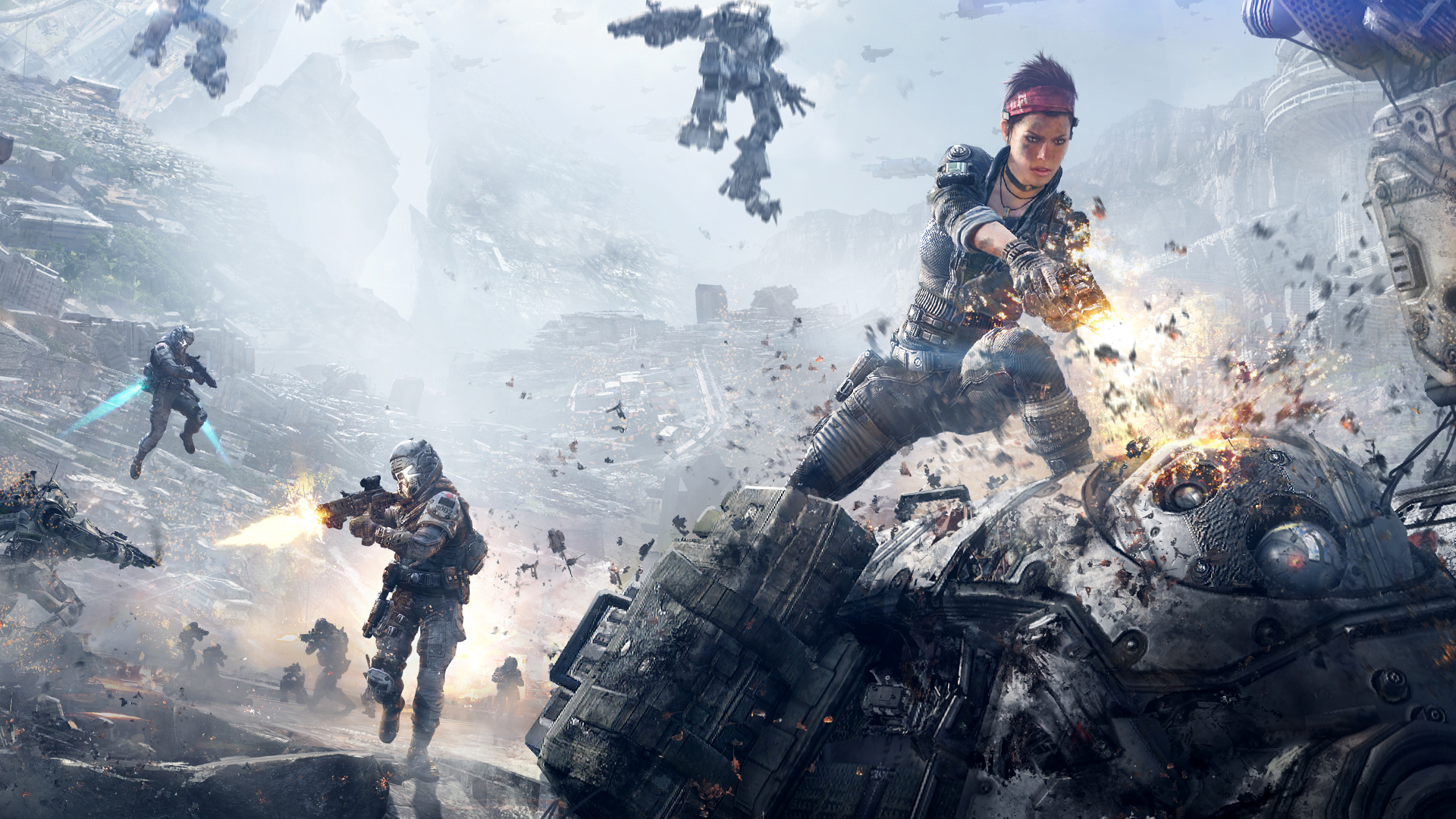 free download hd wallpapers of titanfall game beautiful desktop background images widescreen